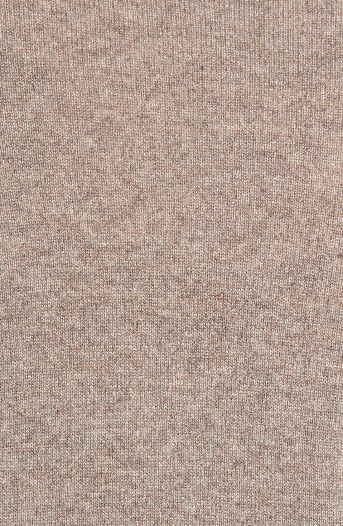 Cashmere V-Neck Sweater,                             Alternate thumbnail 10, color,