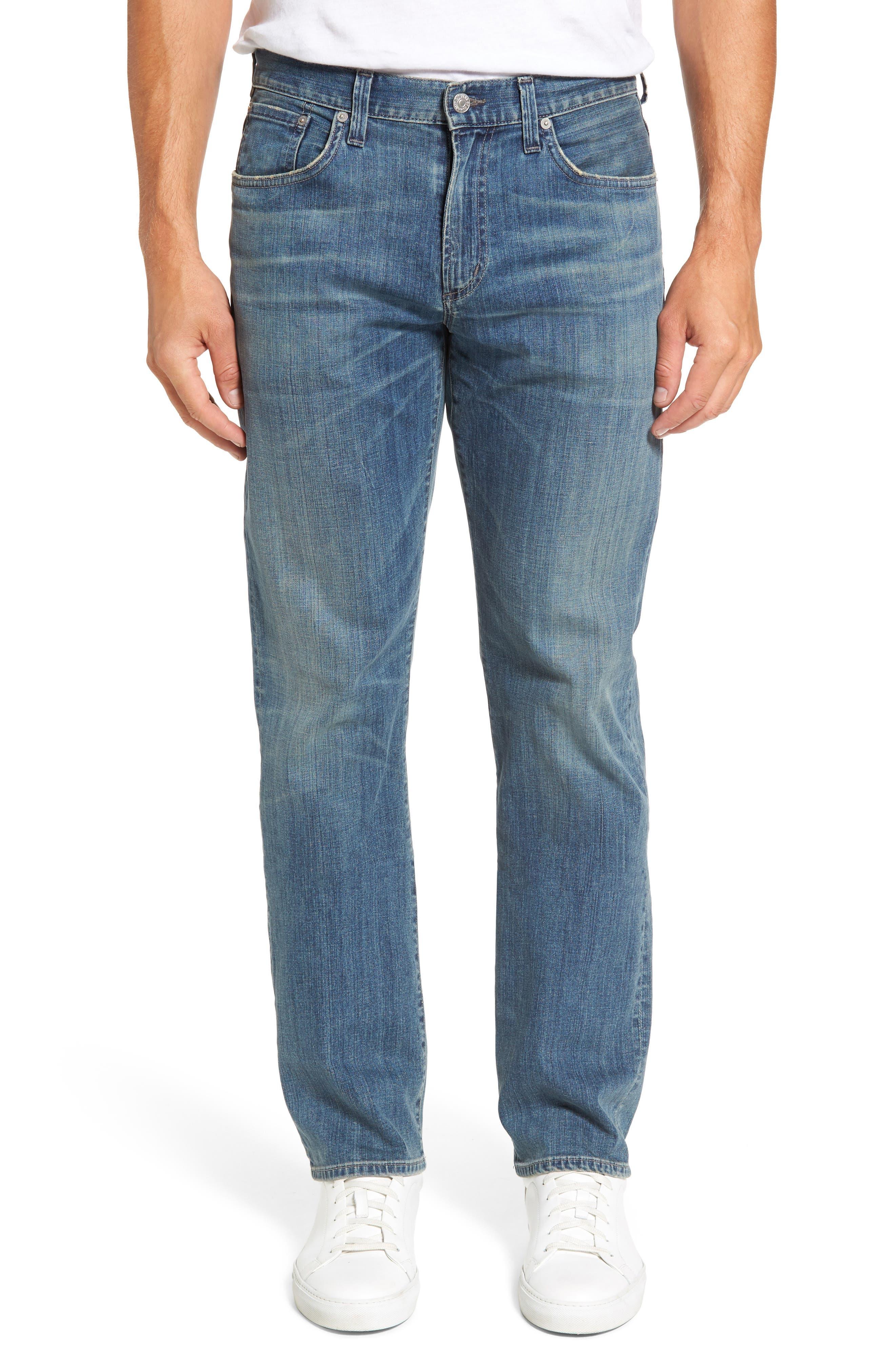Sid Straight Leg Jeans,                             Main thumbnail 1, color,                             423
