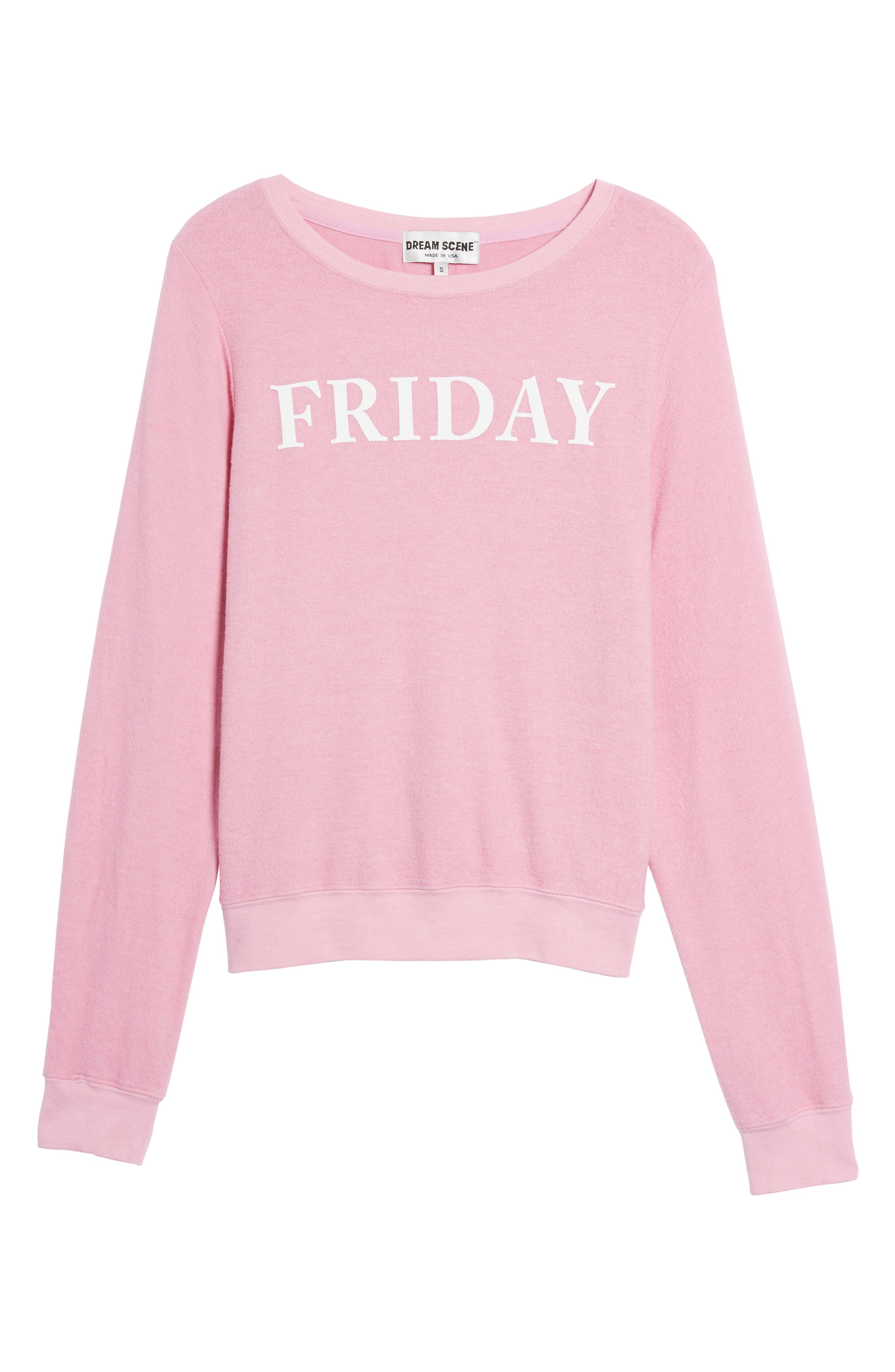 Friday Sweatshirt,                             Alternate thumbnail 6, color,                             650