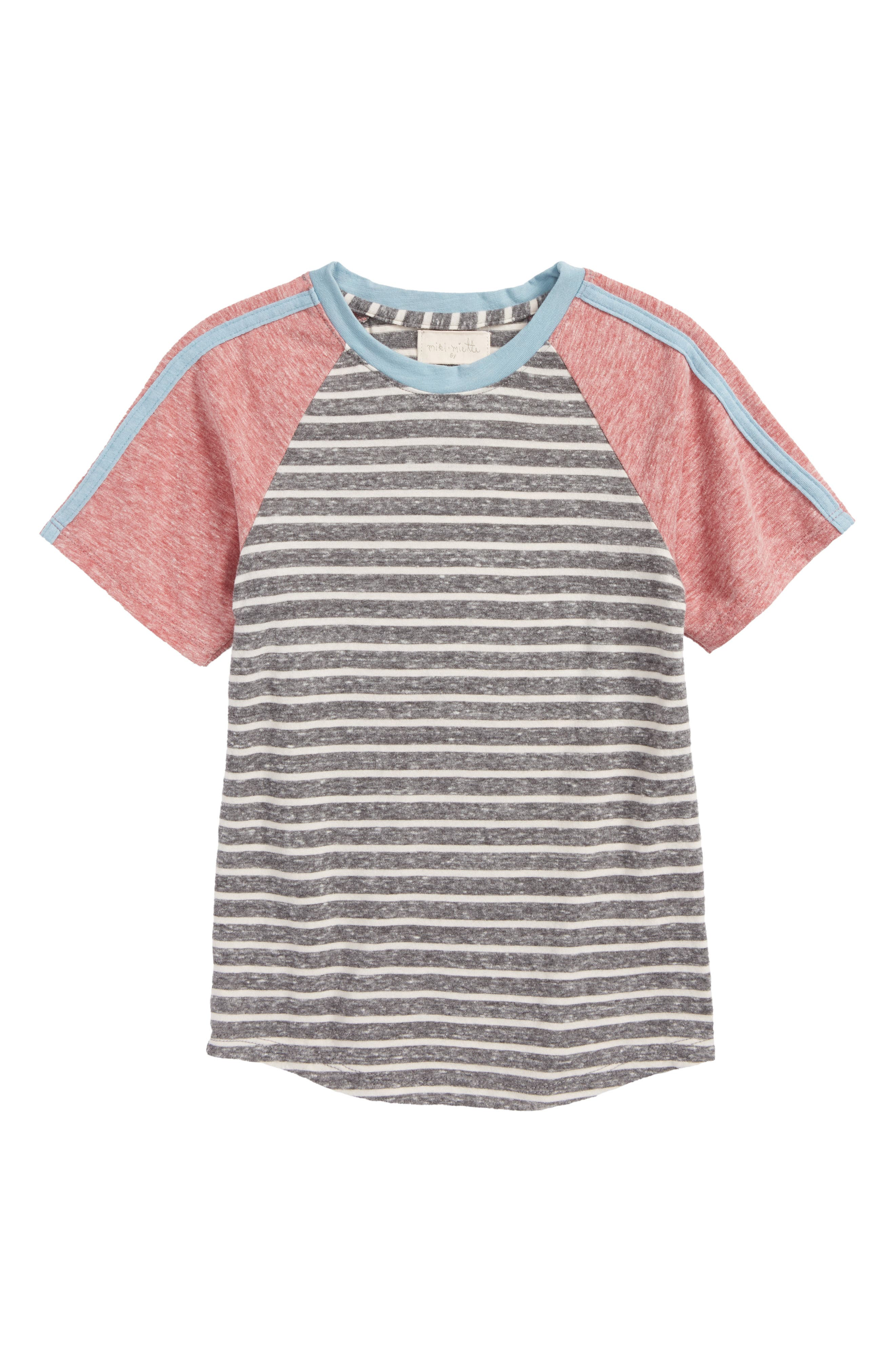 Erick Striped T-Shirt,                         Main,                         color, 020