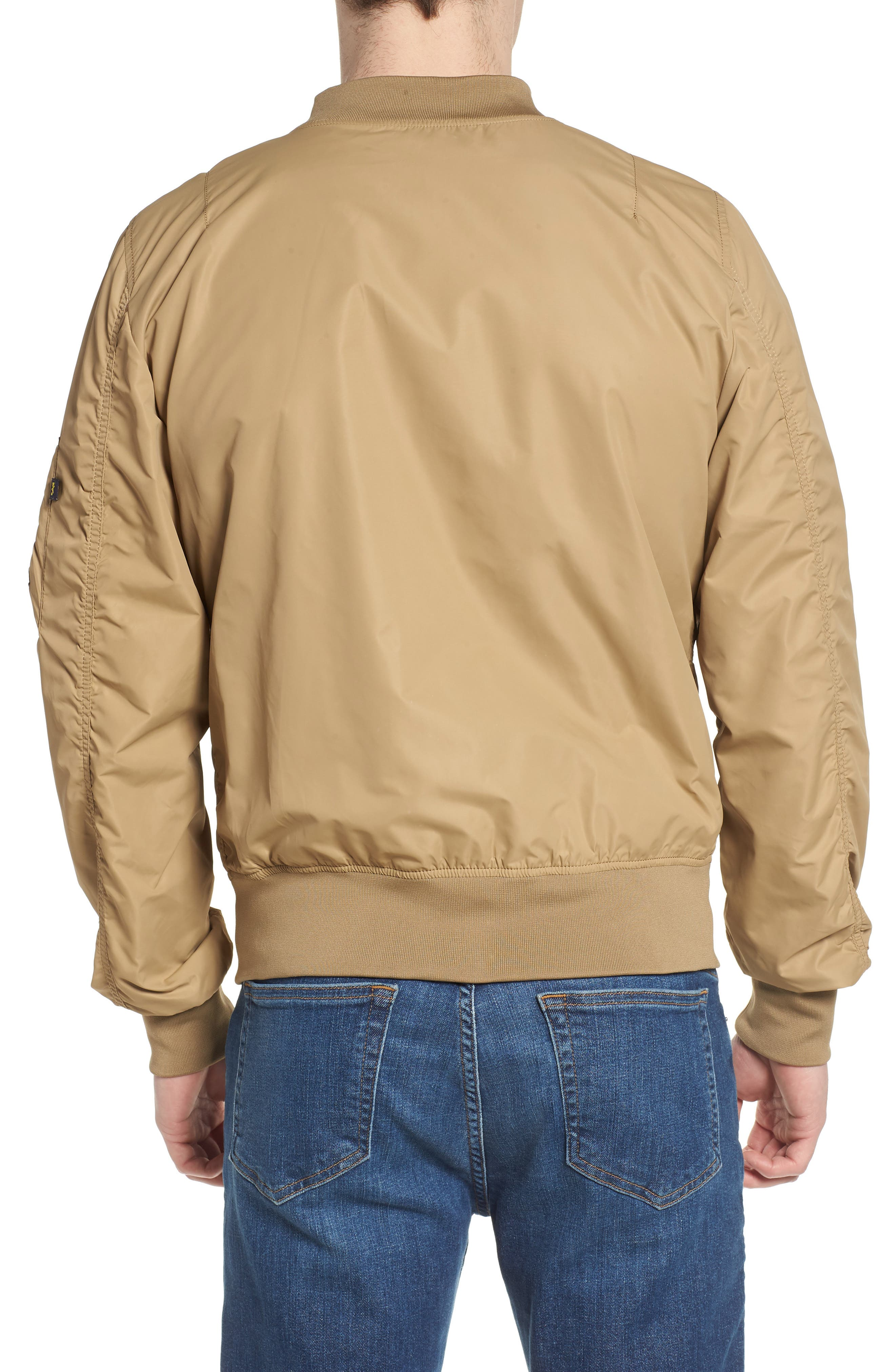 LB-2 Scout Reversible Flight Jacket,                             Alternate thumbnail 10, color,