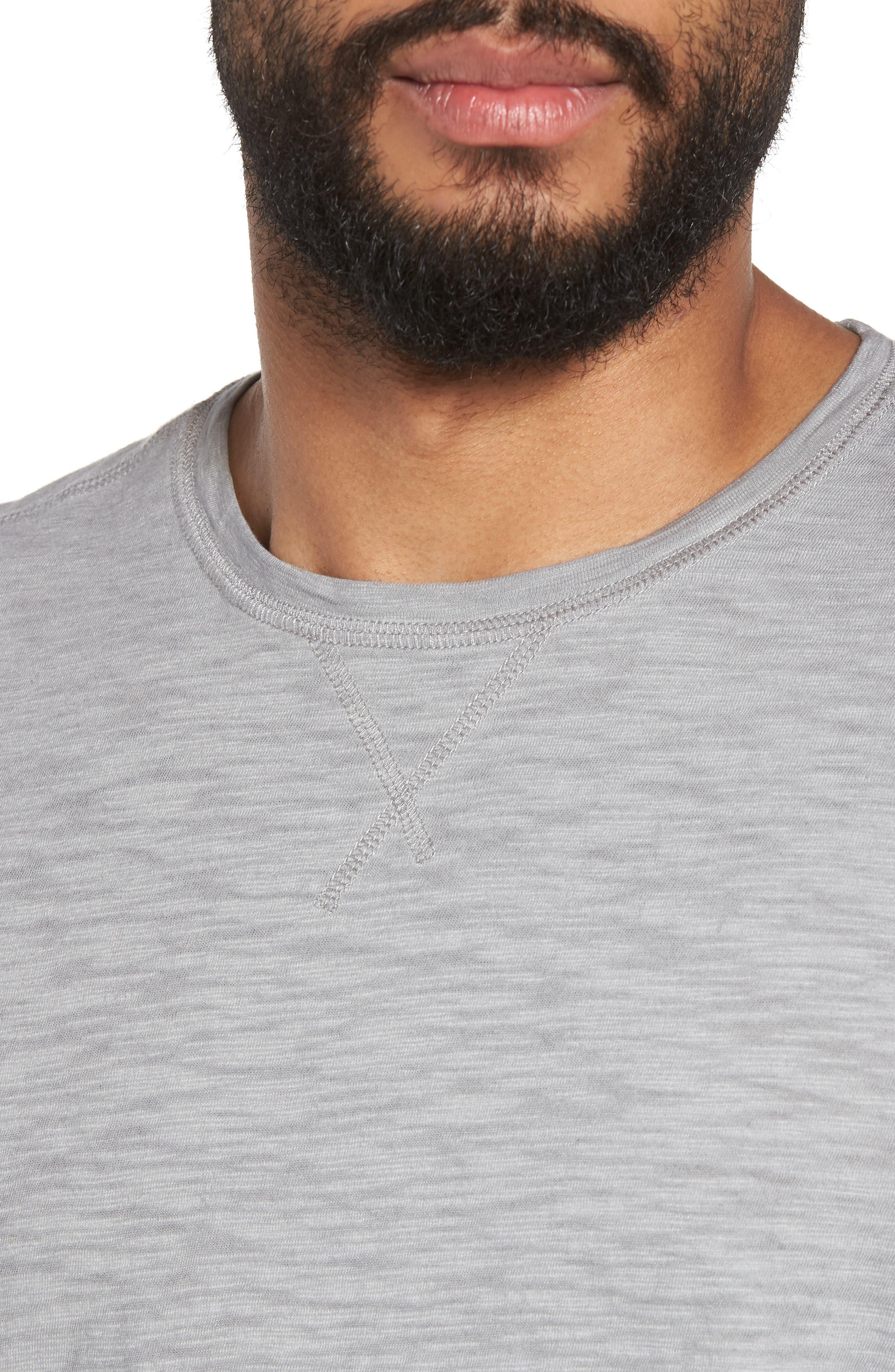 Slim Fit Slubbed T-Shirt,                             Alternate thumbnail 11, color,