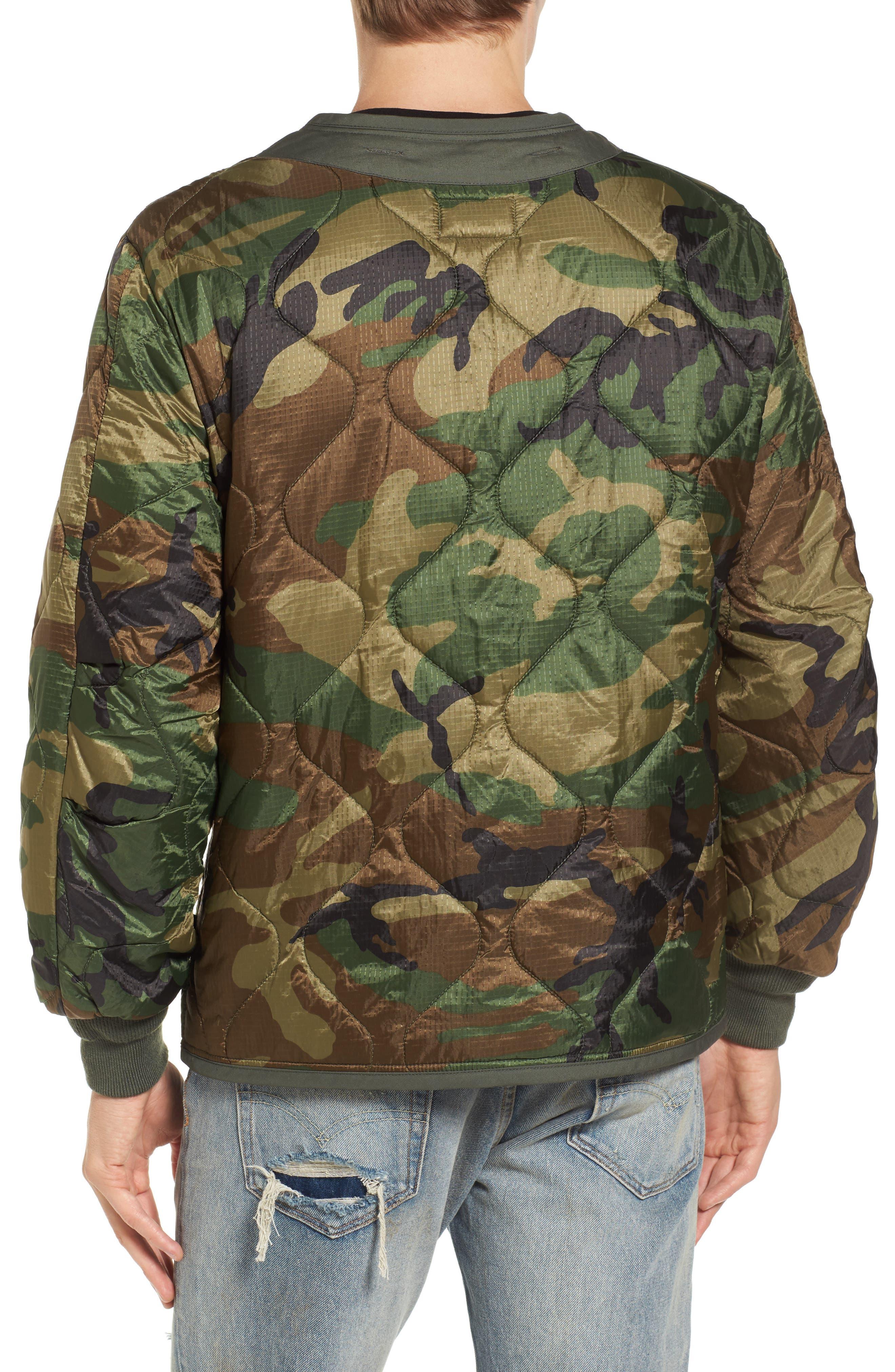 M-65 Defender Liner Jacket,                             Alternate thumbnail 4, color,