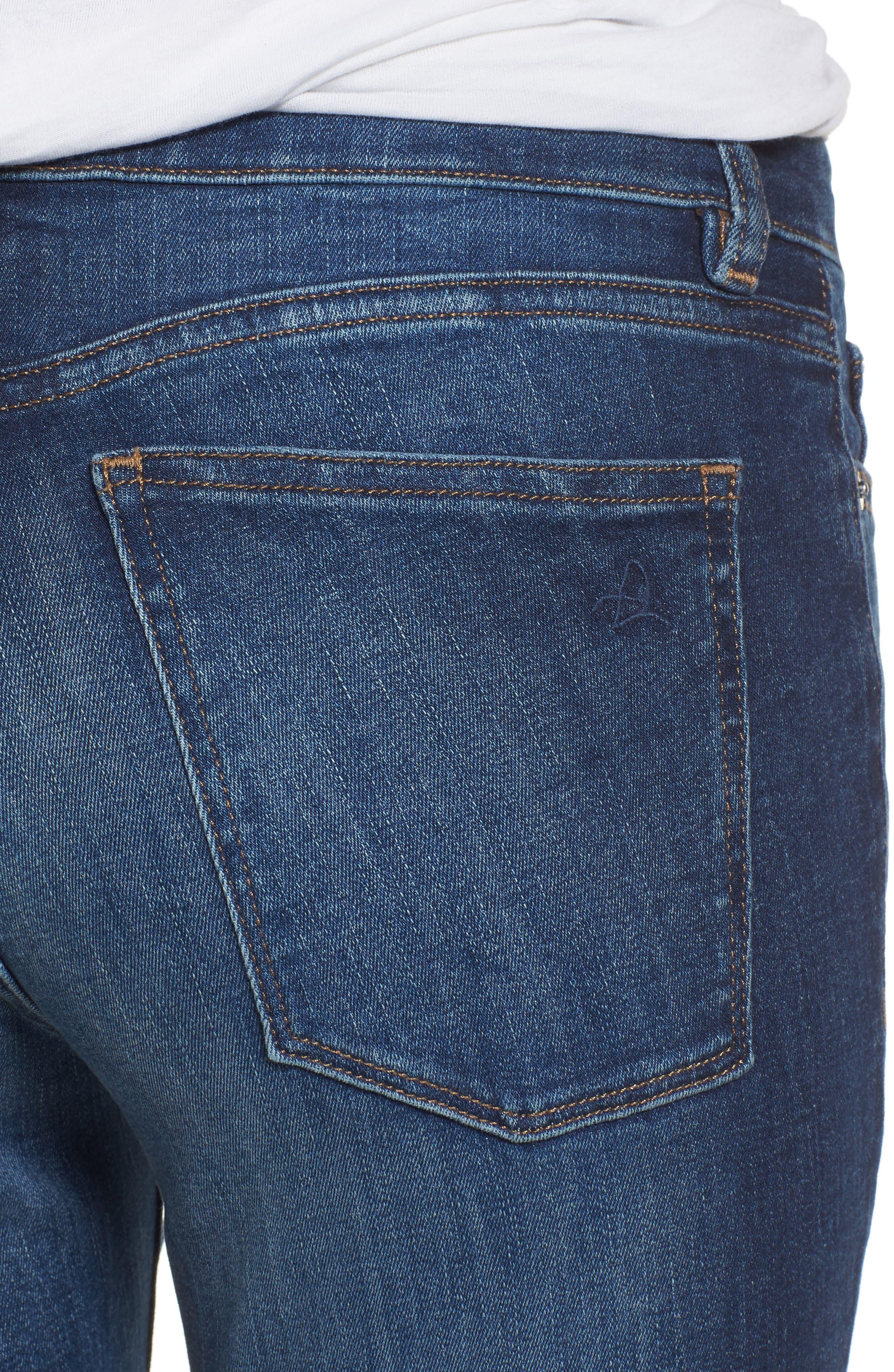 Bridget Instasculpt Bootcut Jeans,                             Alternate thumbnail 4, color,                             405