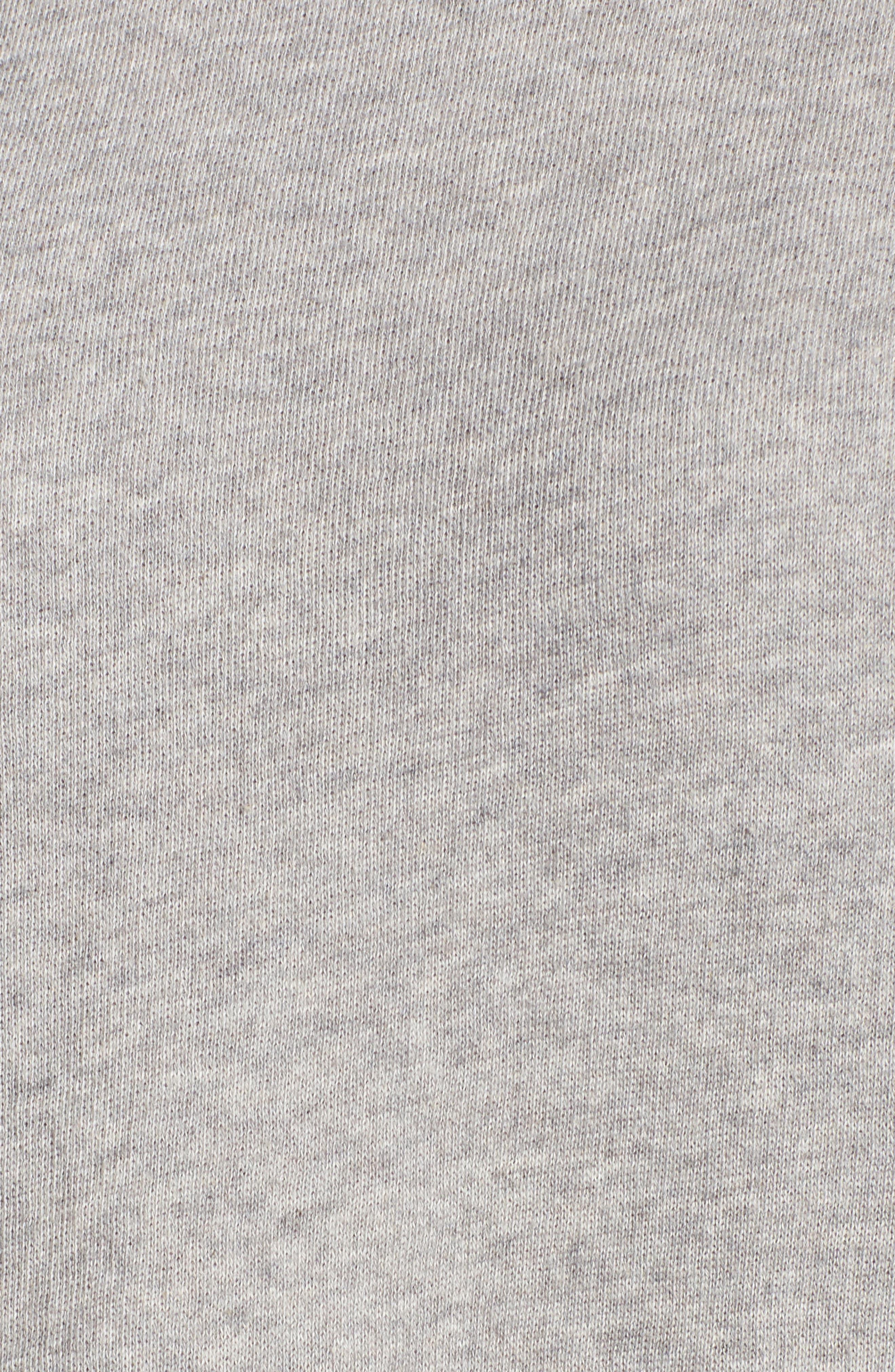 Twofer Sweatshirt,                             Alternate thumbnail 5, color,                             050