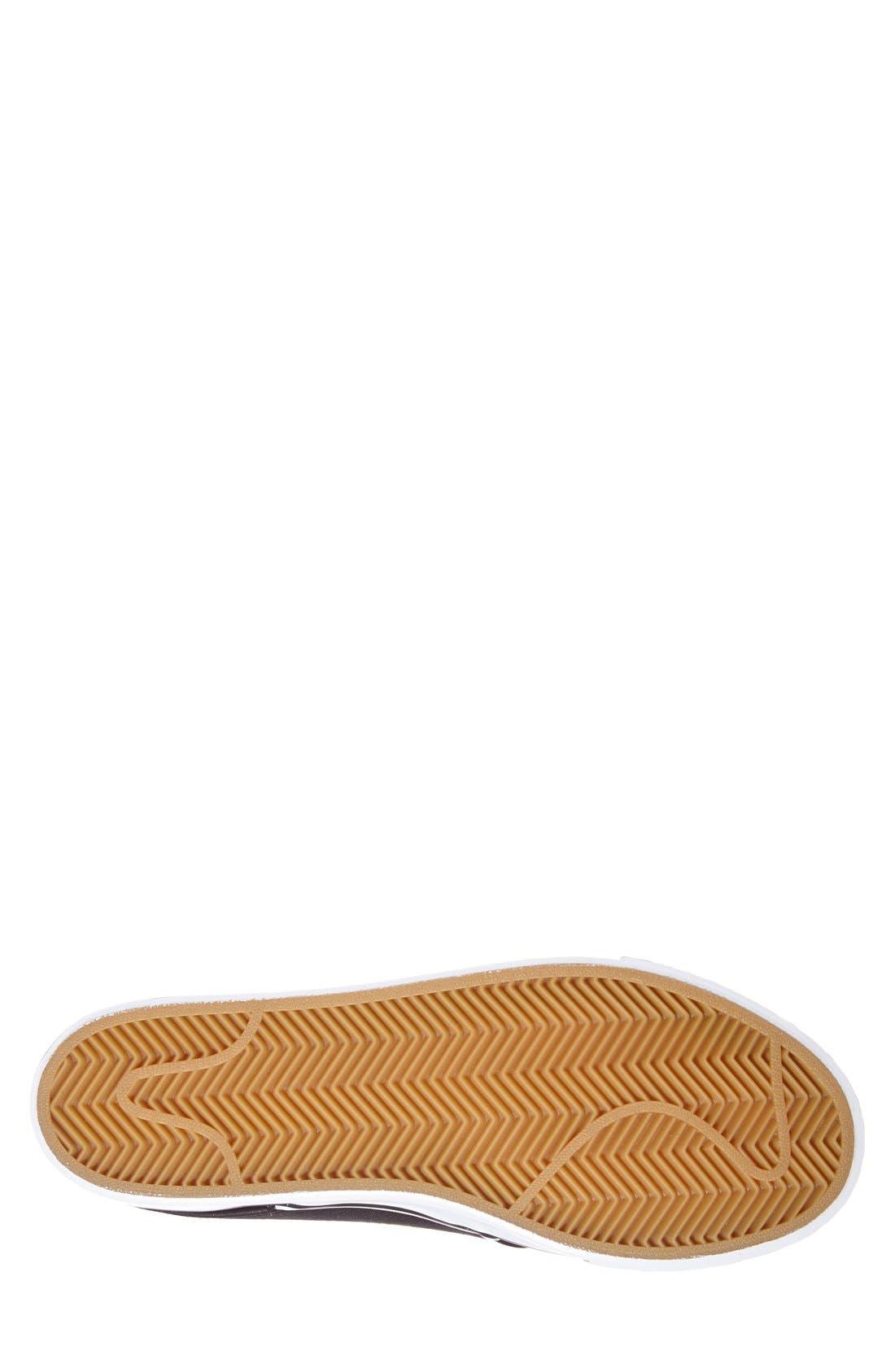 Zoom - Stefan Janoski SB Canvas Skate Shoe,                             Alternate thumbnail 147, color,