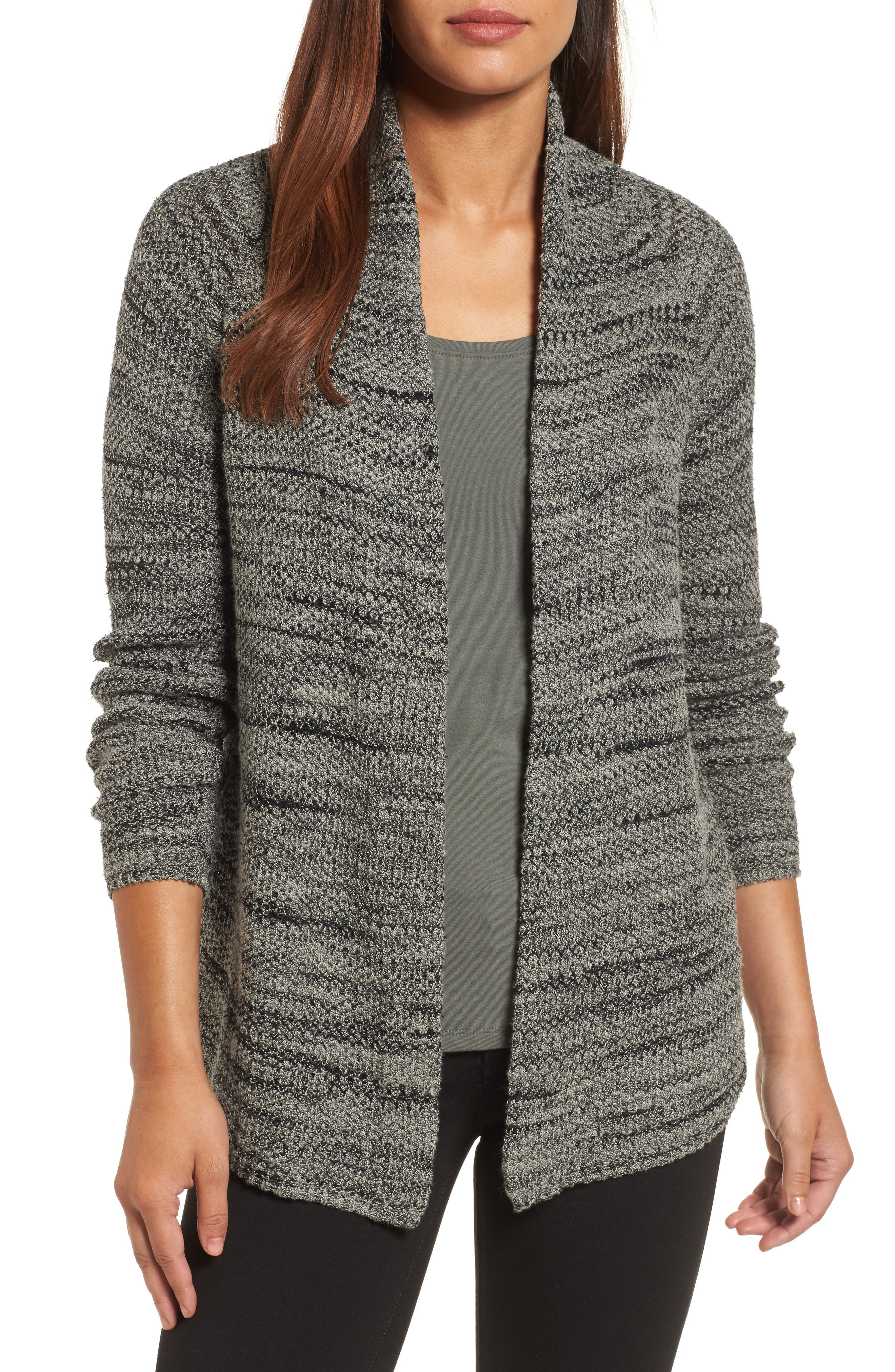 Thick & Thin Cardigan,                         Main,                         color, 259