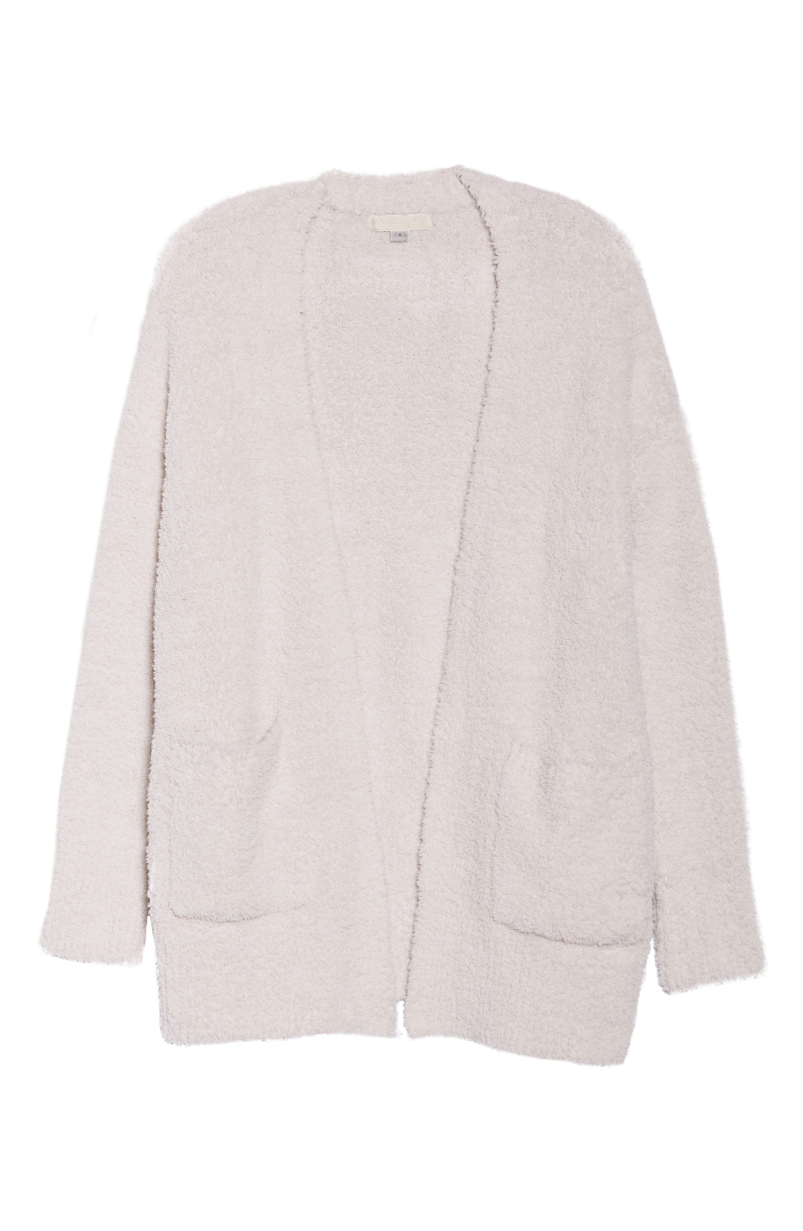 CozyChic<sup>®</sup> Cardigan,                             Alternate thumbnail 6, color,                             ALMOND