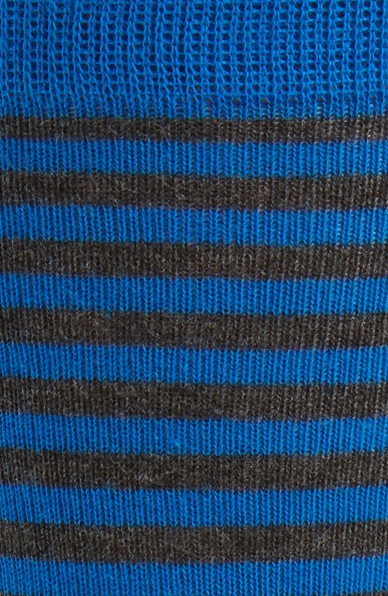 Half Stripe Socks,                             Alternate thumbnail 2, color,                             425