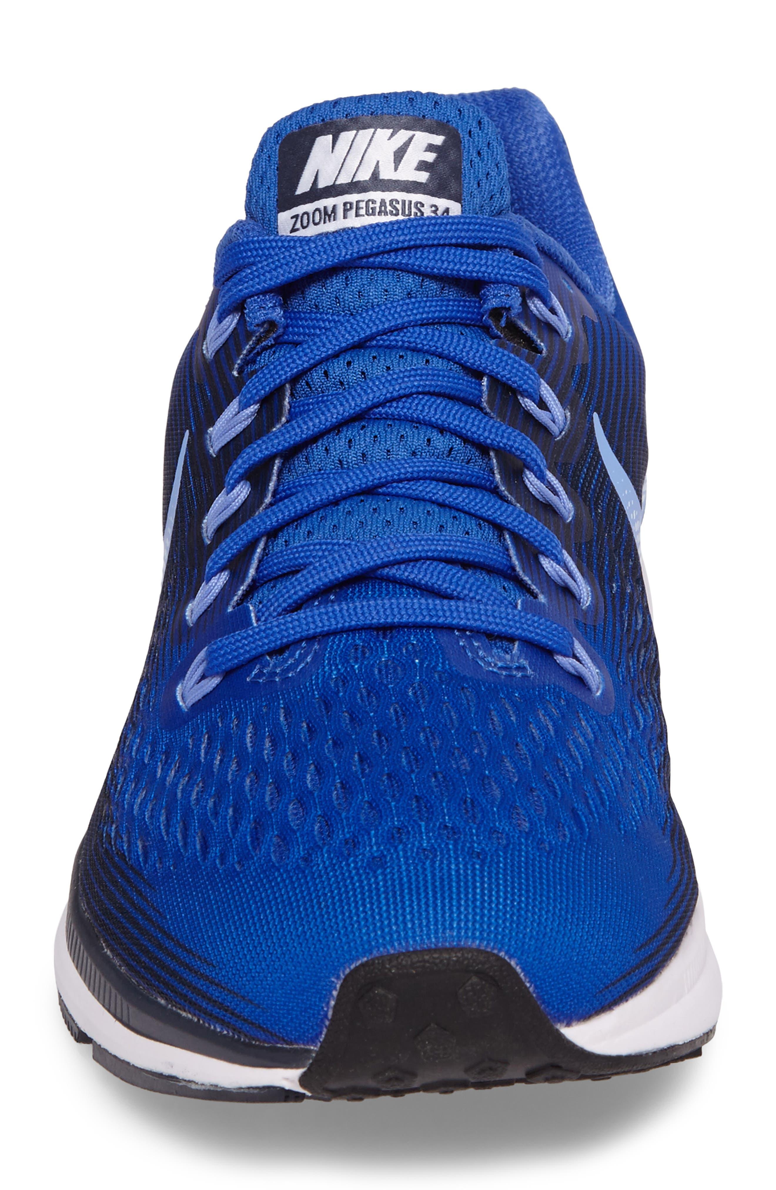 Air Zoom Pegasus 34 Sneaker,                             Alternate thumbnail 37, color,