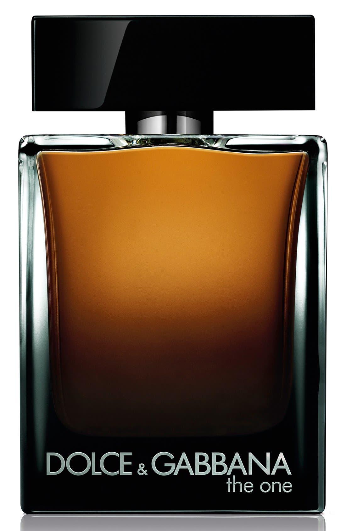 'The One for Men' Eau de Parfum,                             Main thumbnail 1, color,                             NO COLOR