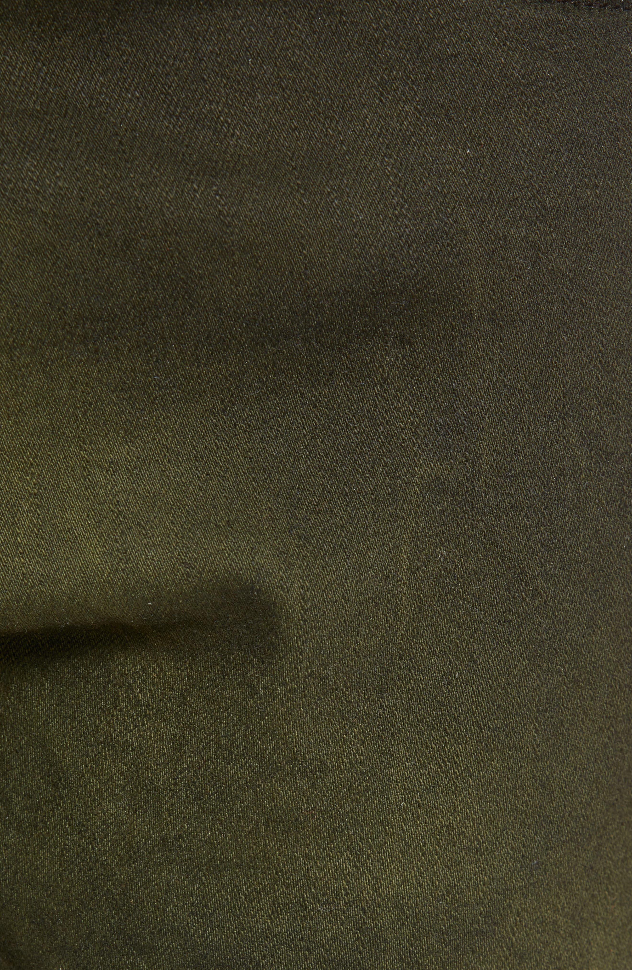 Larston Slim Fit Jeans,                             Alternate thumbnail 5, color,                             ROVER GREEN