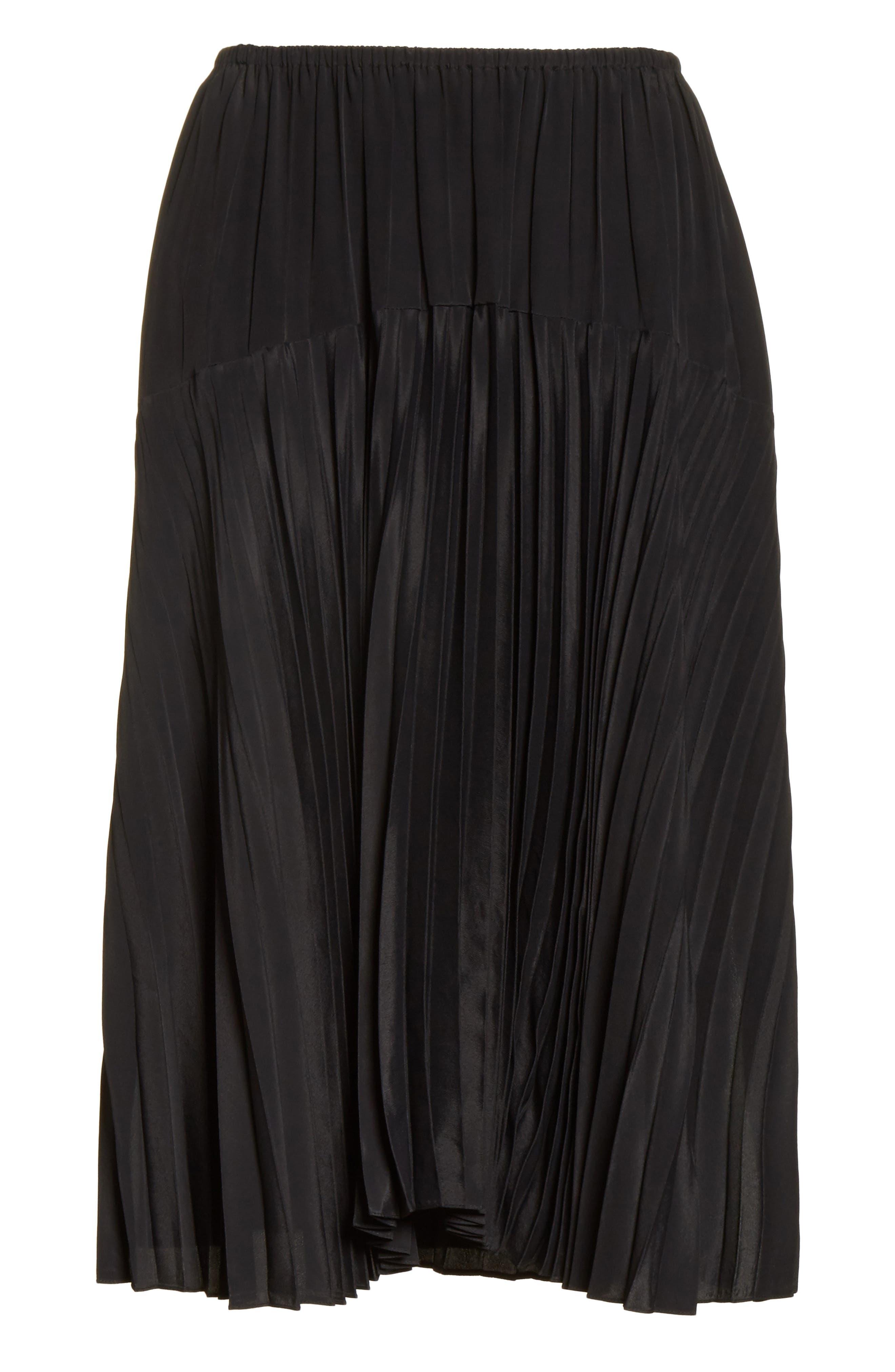 Pleated Skirt,                             Alternate thumbnail 11, color,