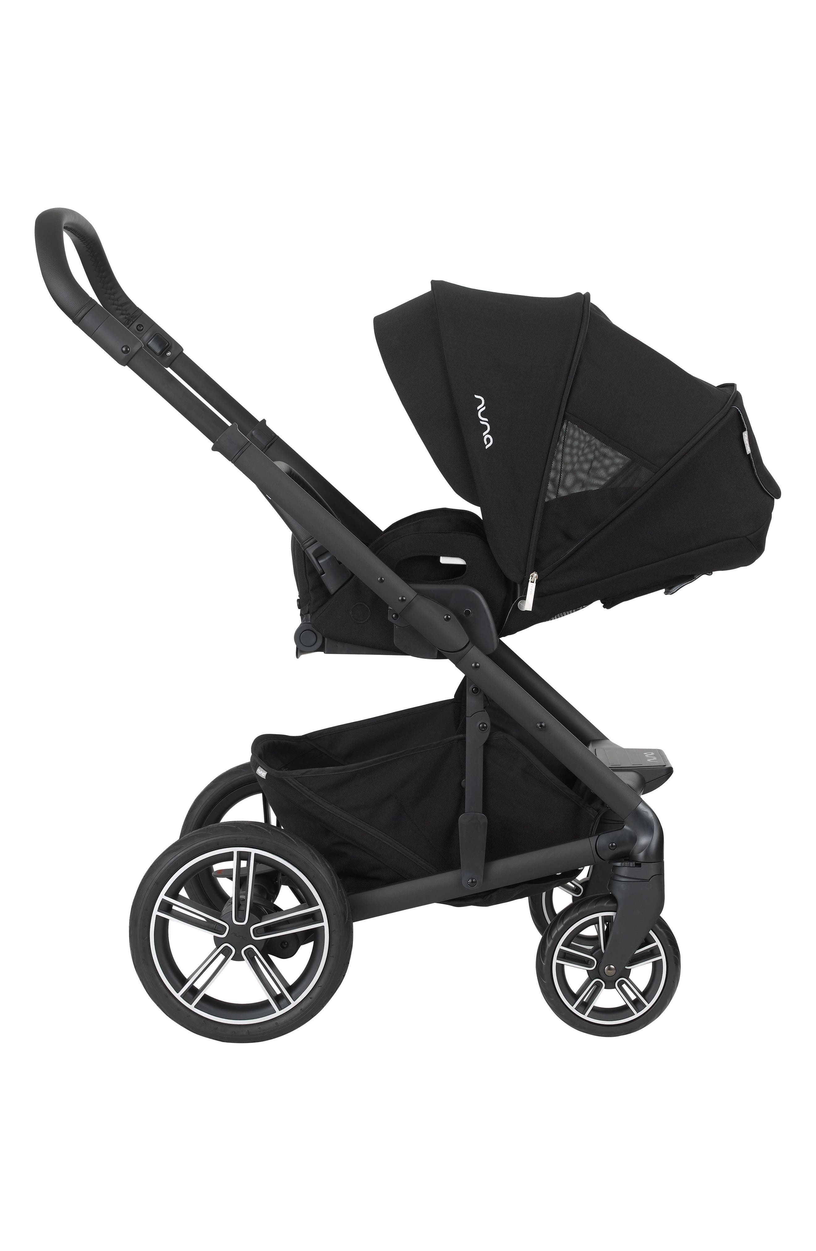 NUNA,                             MIXX2<sup>™</sup> Three Mode Stroller with All Terrain Tires,                             Alternate thumbnail 5, color,                             CAVIAR