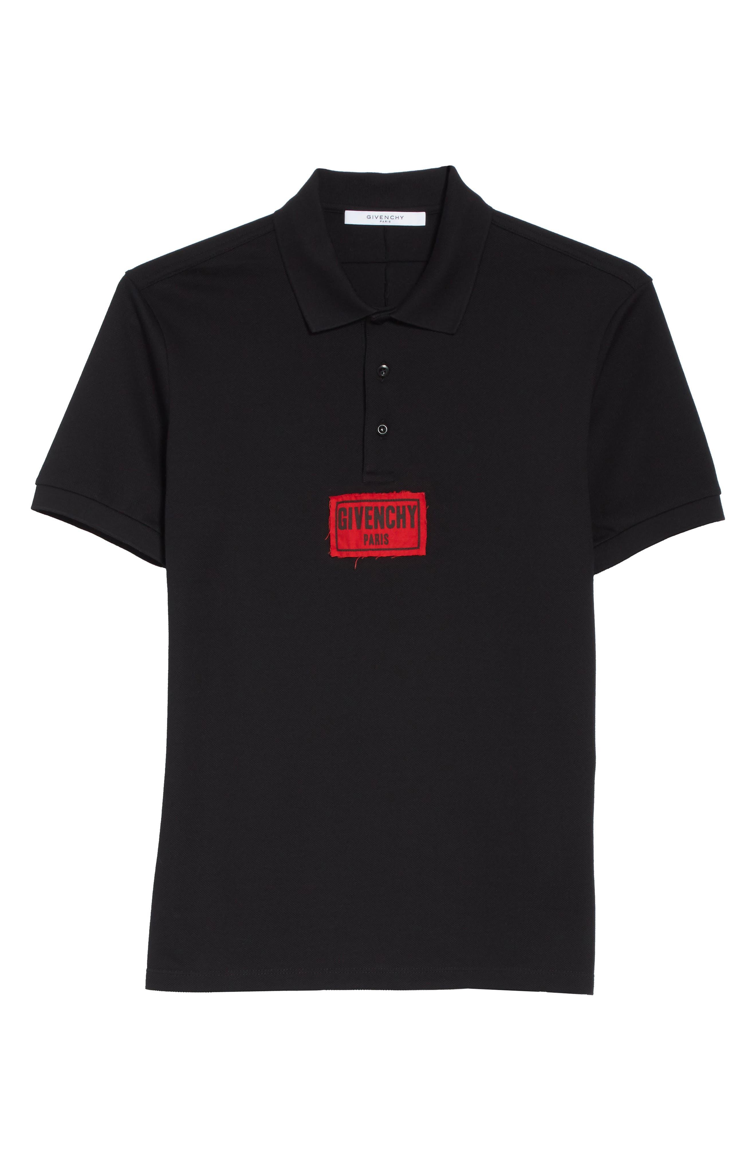 Small Logo Polo Shirt,                             Alternate thumbnail 6, color,