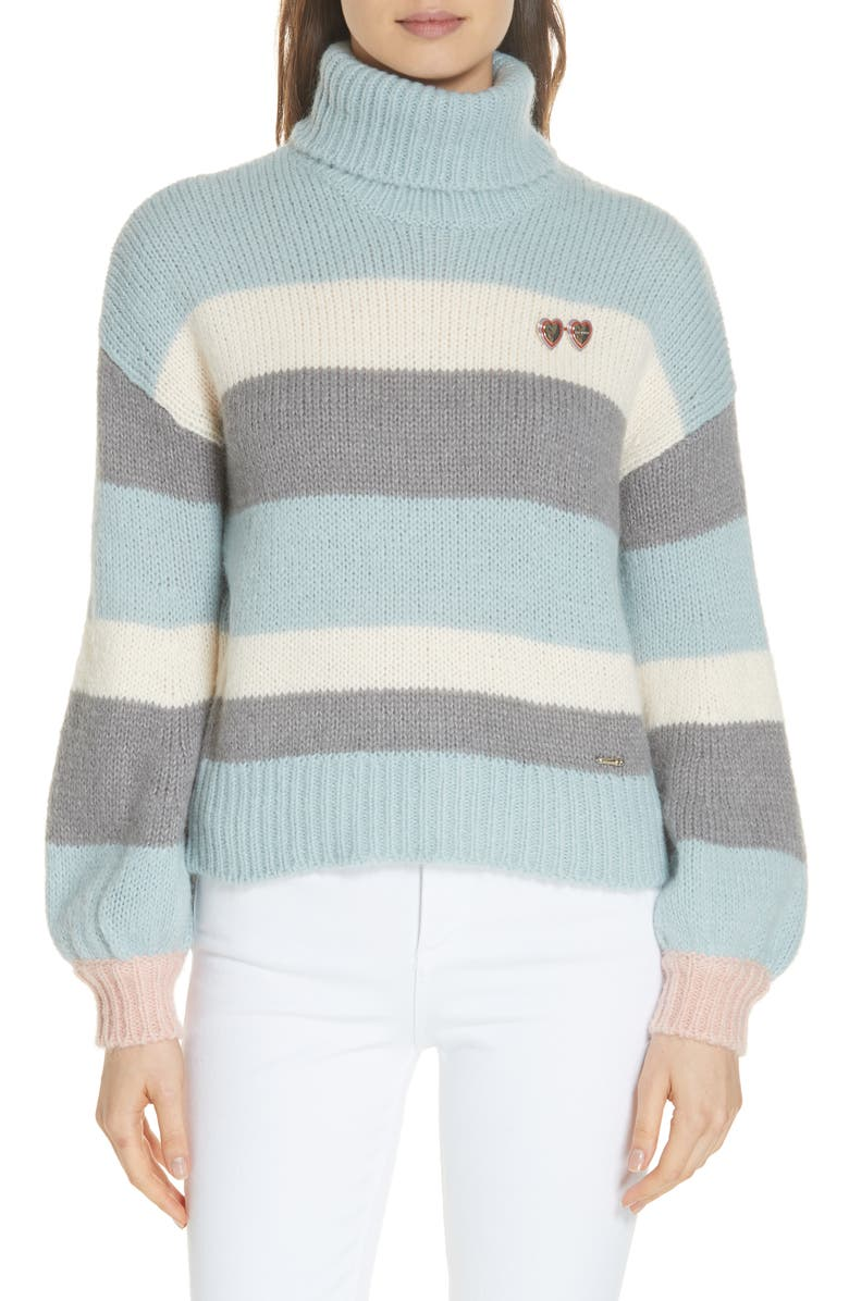 Ted Baker London Colour by Numbers Moliea Stripe Sweater | Nordstrom