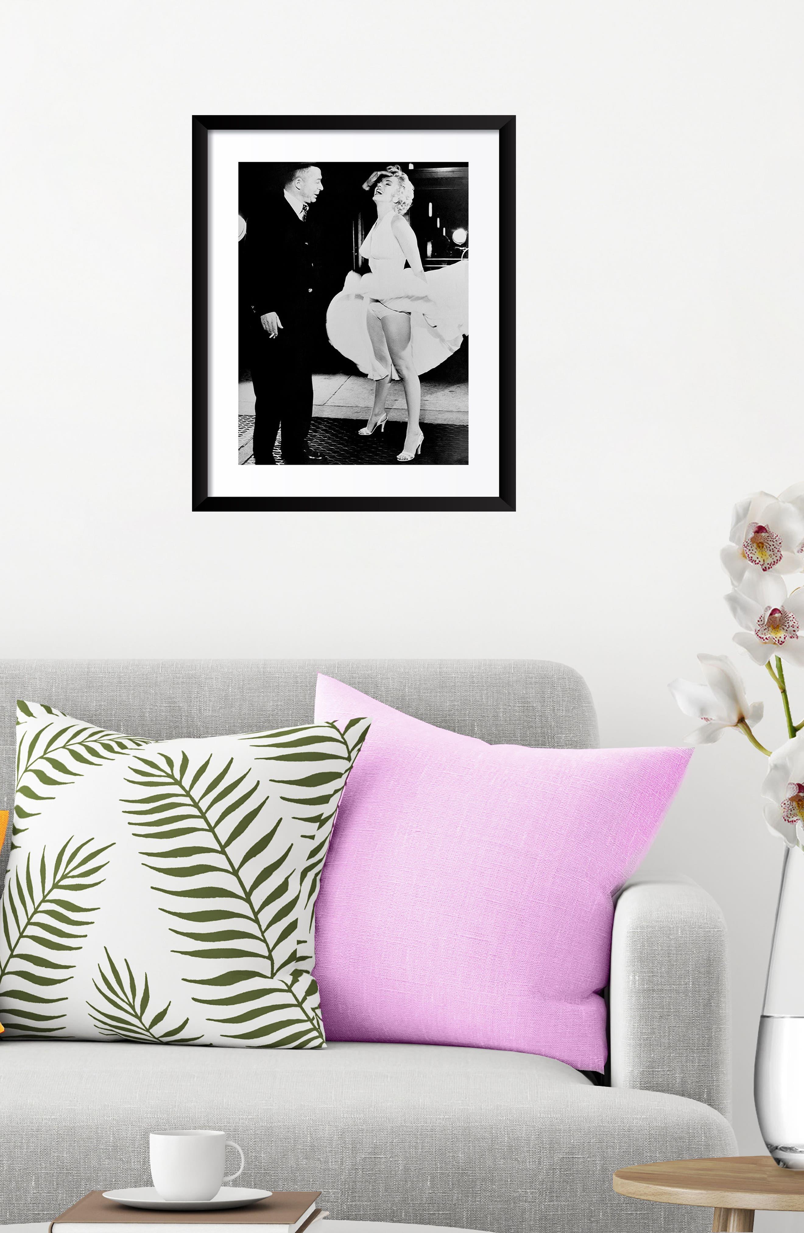 ARTOGRAPHY LIMITED,                             Billy Wilder & Marilyn Monroe Fine Art Print,                             Alternate thumbnail 3, color,                             001