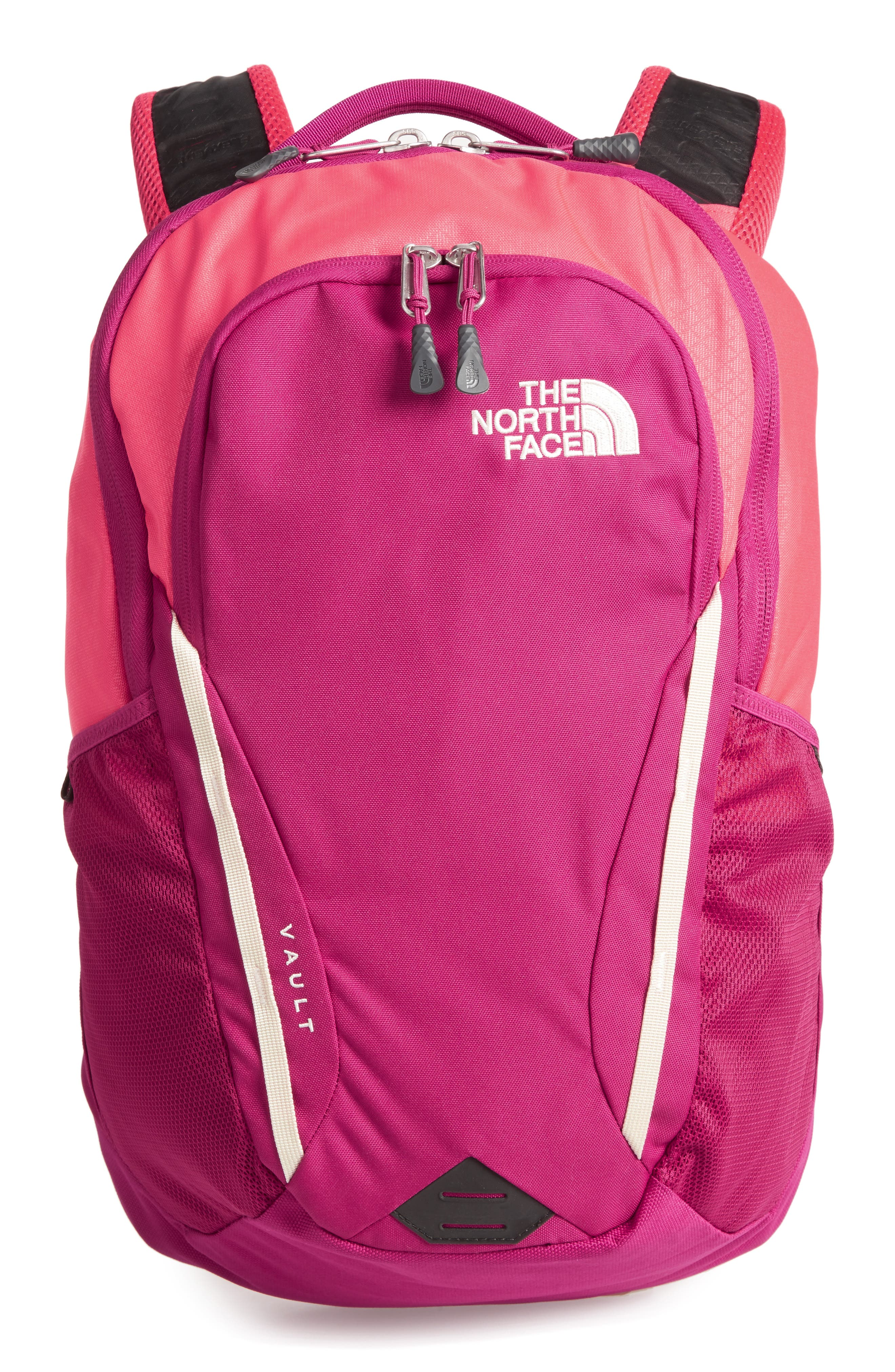 Vault Backpack,                             Main thumbnail 1, color,                             ATOMIC PINK/ DRAMATIC PLUM