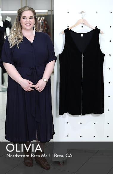 Corduroy Pinafore Dress, sales video thumbnail