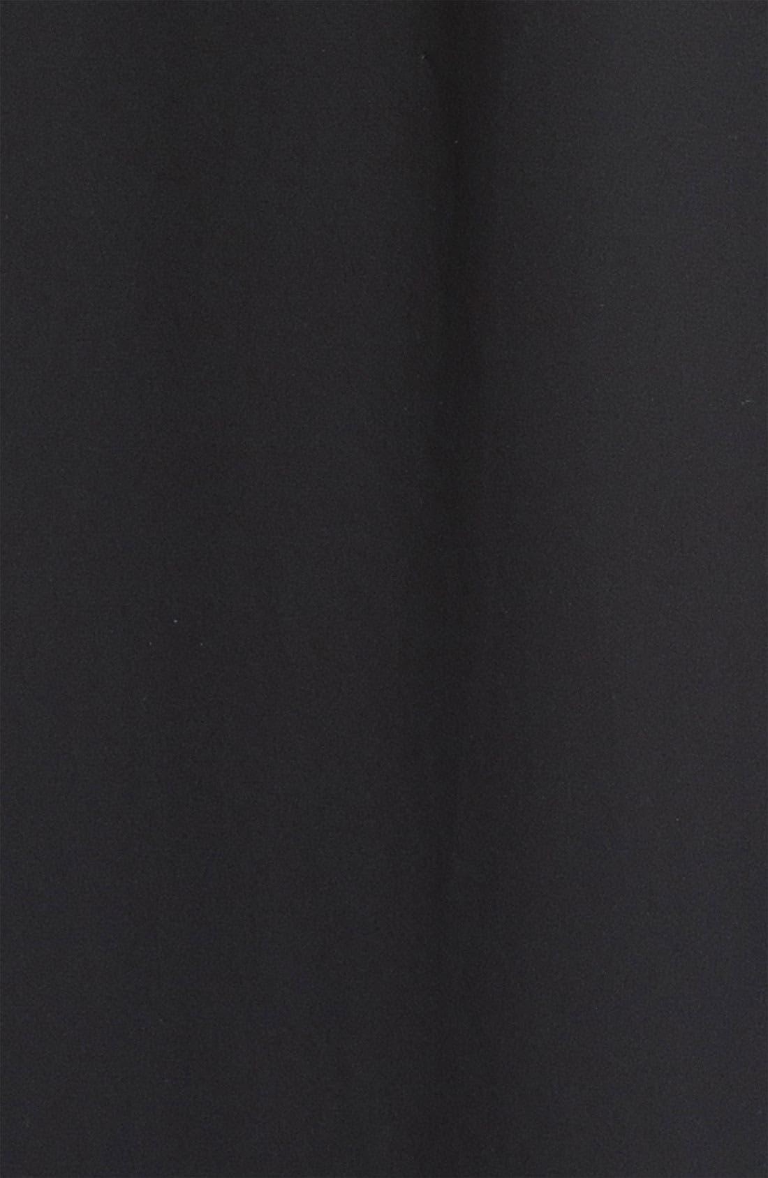 PLEIONE,                             Scoop Neck Short Sleeve Blouse,                             Alternate thumbnail 2, color,                             001