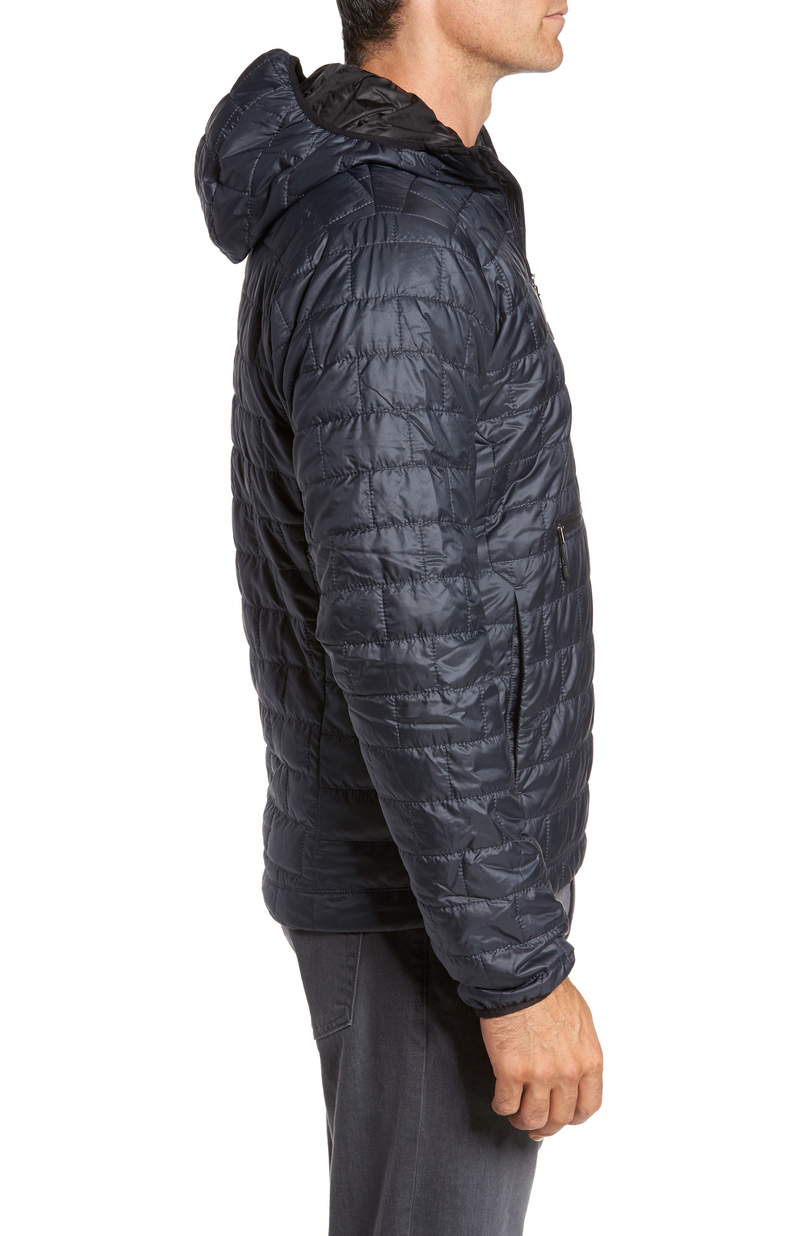 Nano Puff<sup>®</sup> Bivy Regular Fit Water Resistant Jacket,                             Alternate thumbnail 11, color,