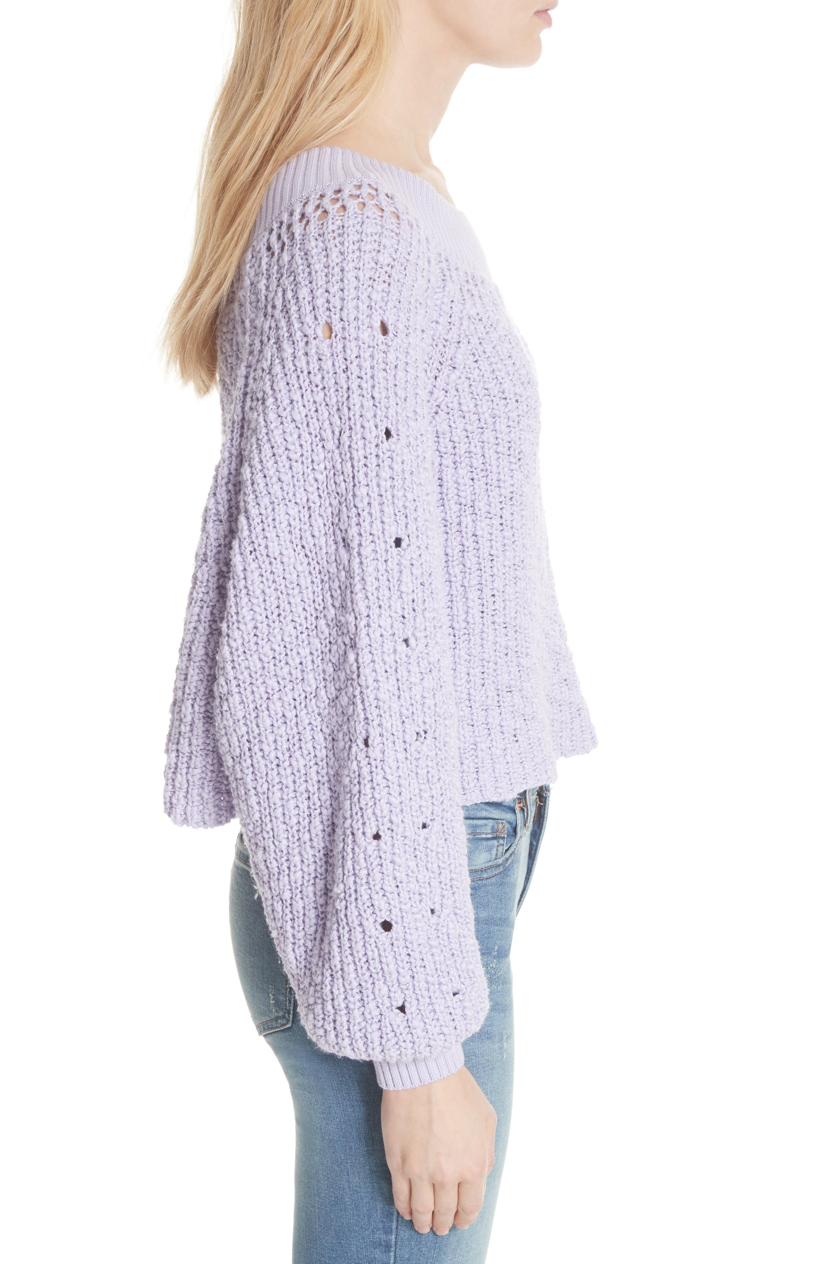 Pandora's Boatneck Sweater,                             Alternate thumbnail 11, color,