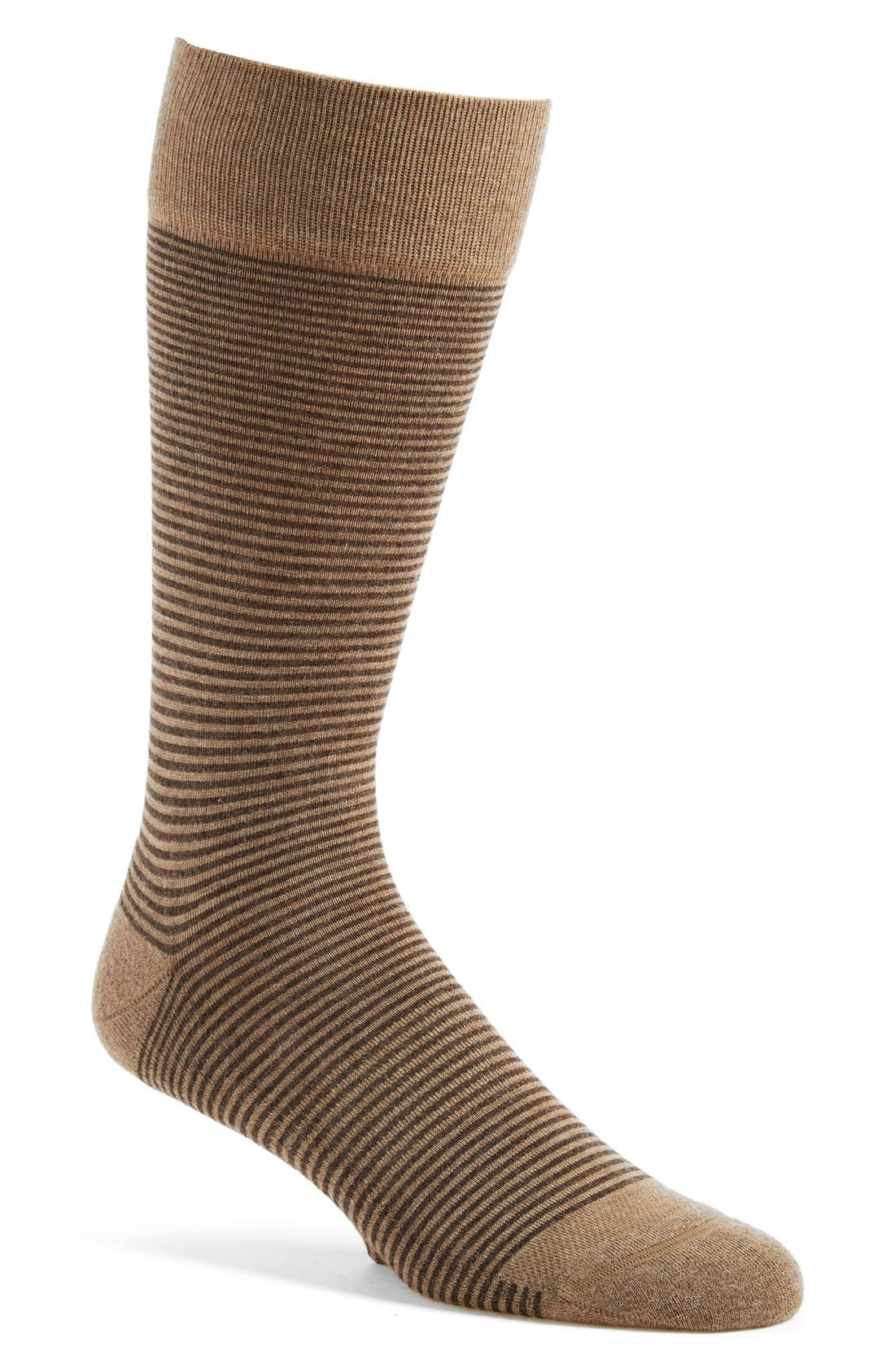 Feeder Stripe Socks,                             Main thumbnail 1, color,