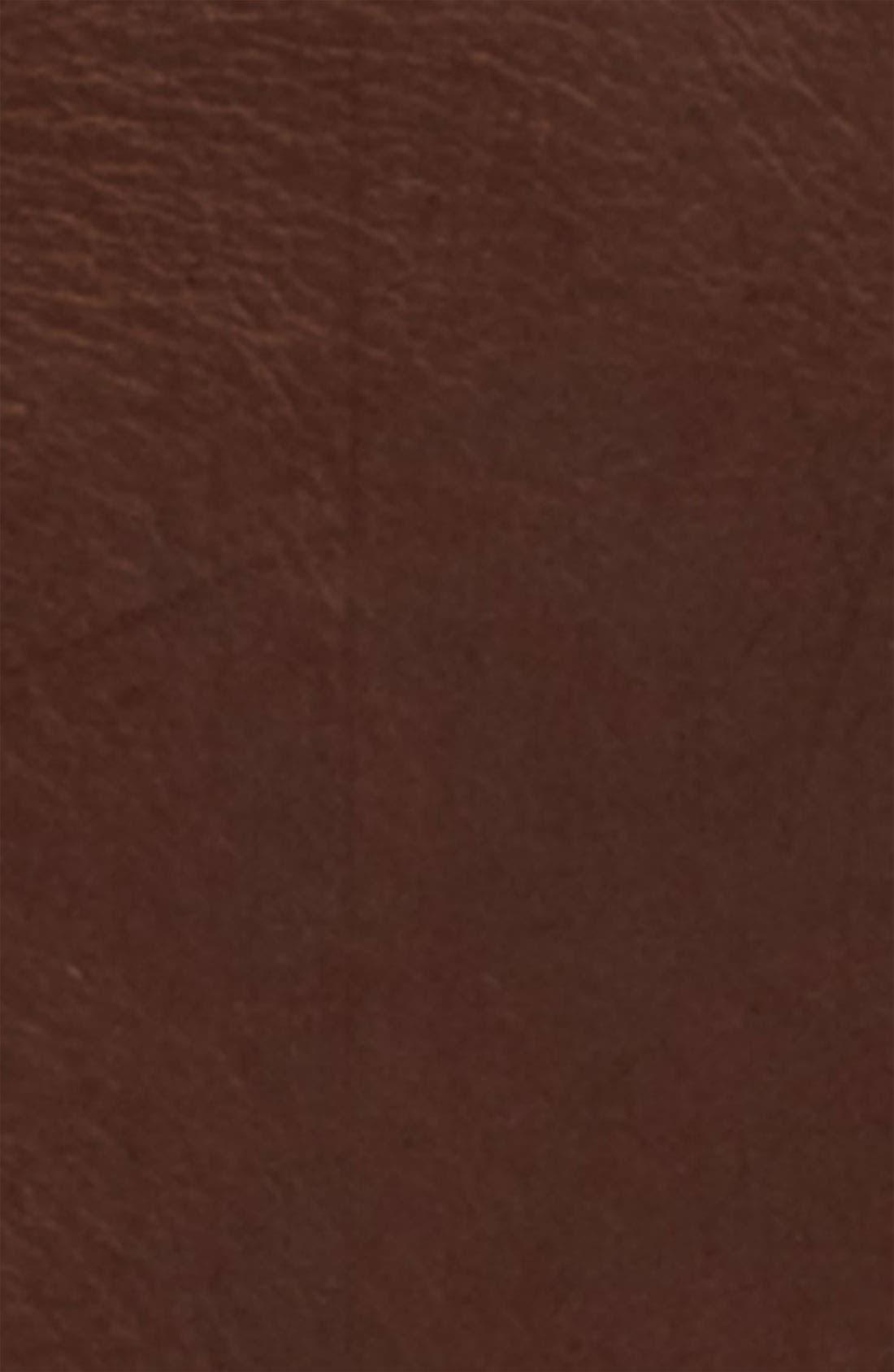 'Parker' Twist Reversible Leather Belt,                             Alternate thumbnail 3, color,                             200