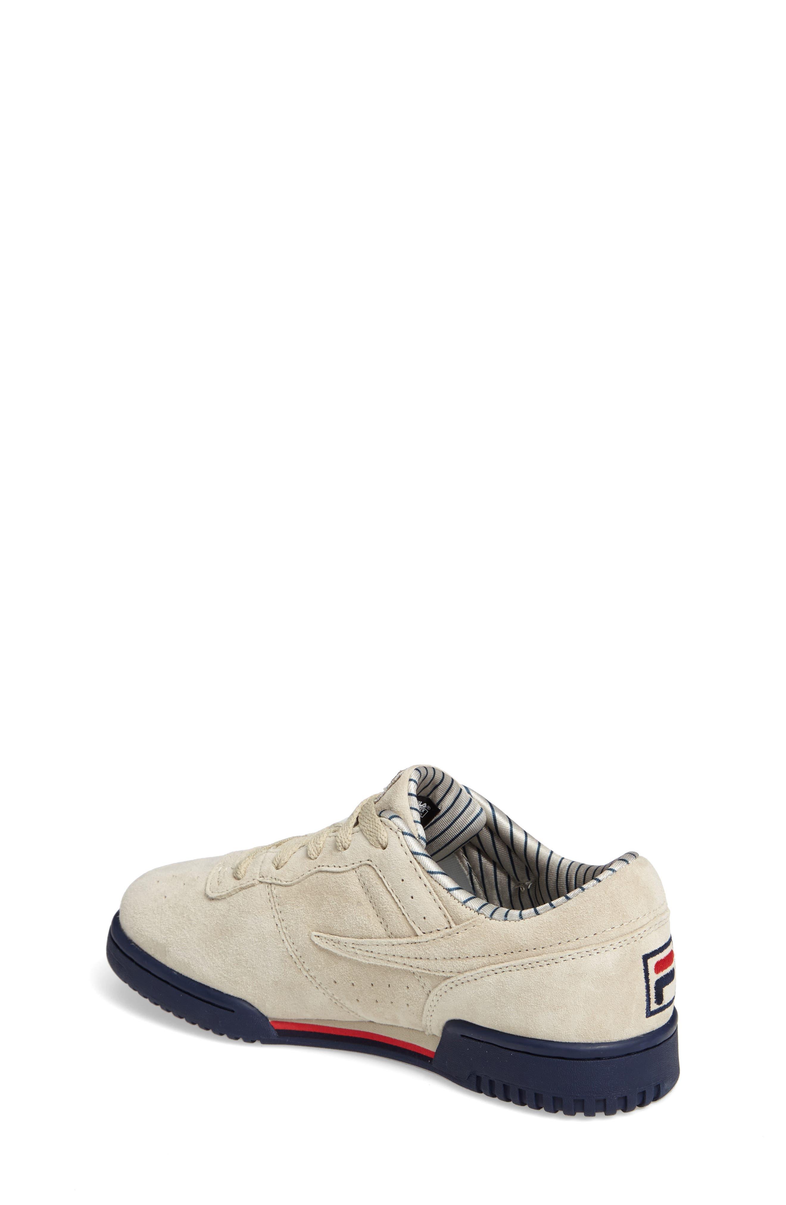 FILA,                             Original Fitness Sneaker,                             Alternate thumbnail 2, color,                             900