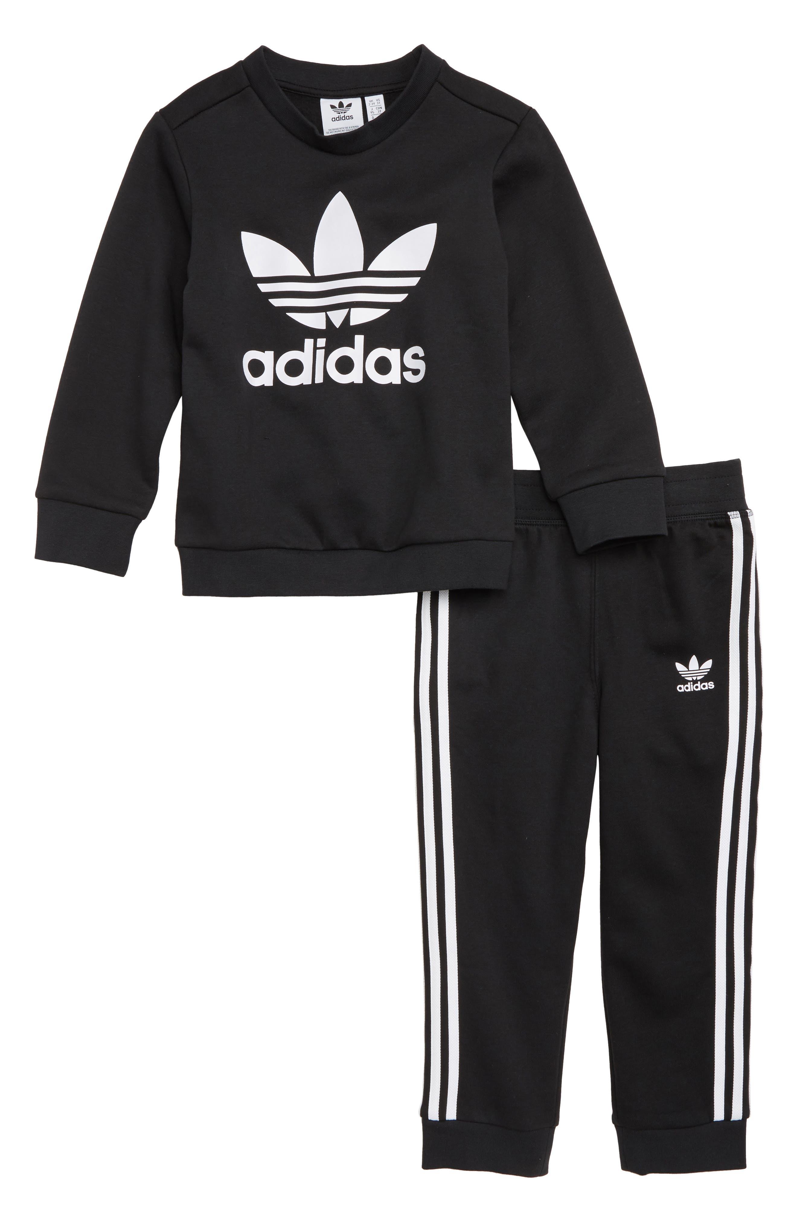 Toddler Boys Adidas Originals Trefoil Tracksuit