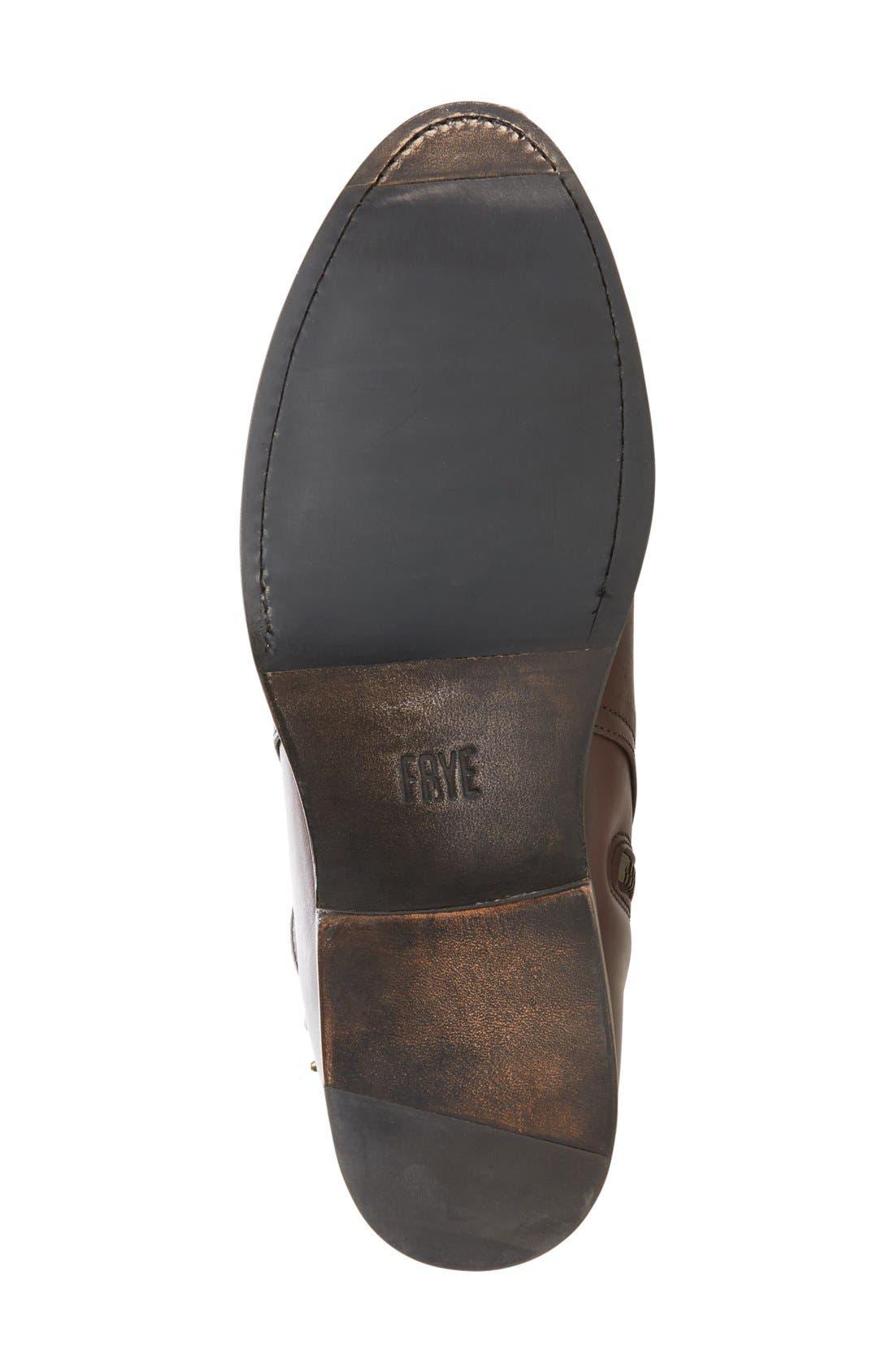 Jordan Strappy Knee High Boot,                             Alternate thumbnail 8, color,