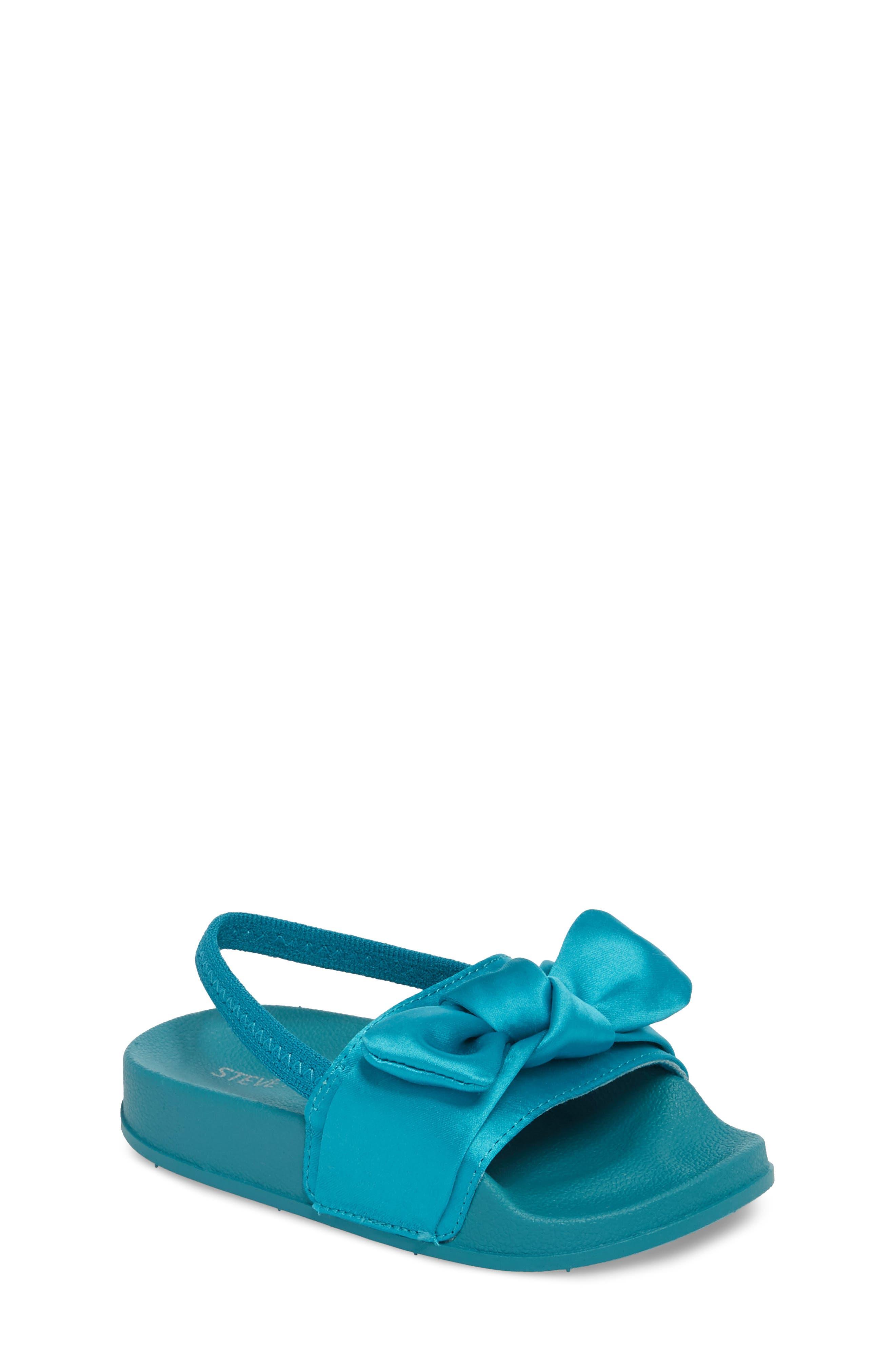 Tsilky Knotted Slide Sandal,                             Main thumbnail 2, color,