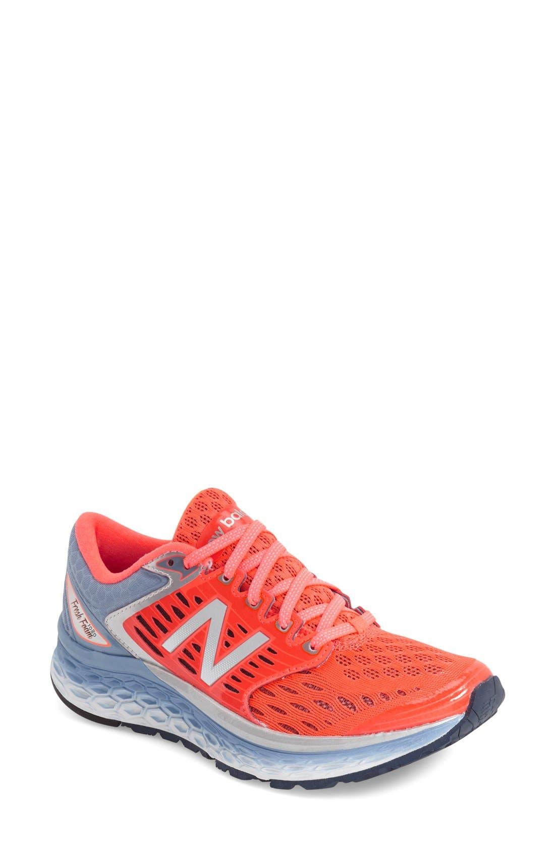 '1080 - Fresh Foam' Running Shoe,                             Main thumbnail 5, color,
