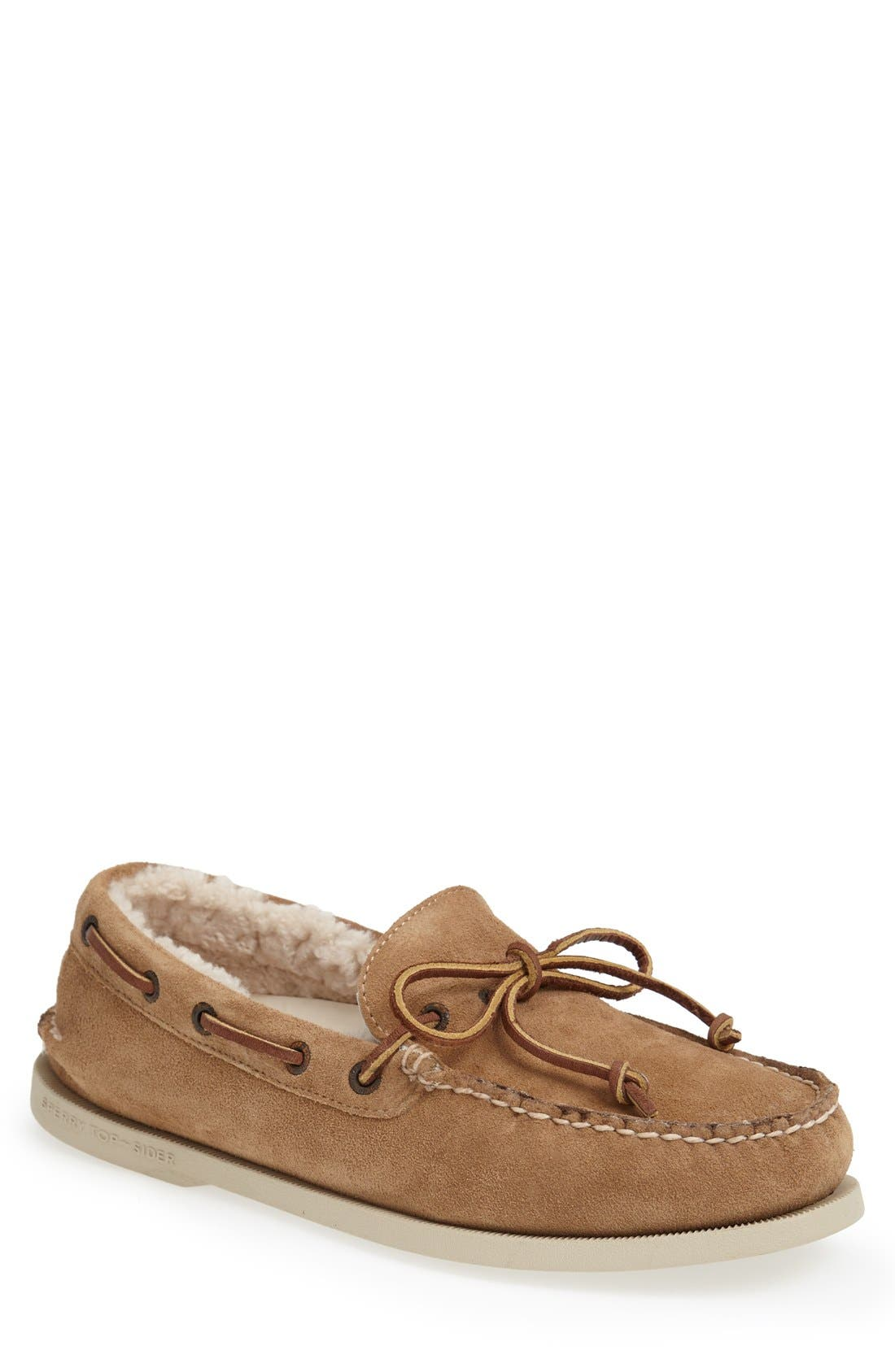 Top-Sider<sup>®</sup> 'Authentic Original' Winter Boat Shoe, Main, color, 260