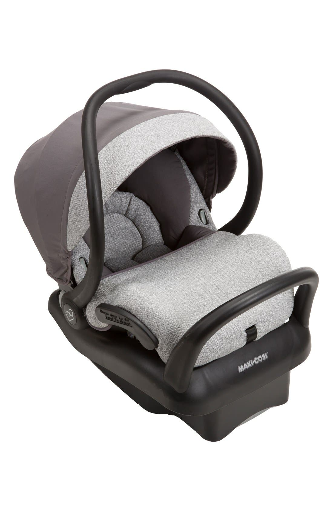 'Mico Max 30 - Sweater Knit Special Edition' Infant Car Seat,                             Main thumbnail 1, color,                             020
