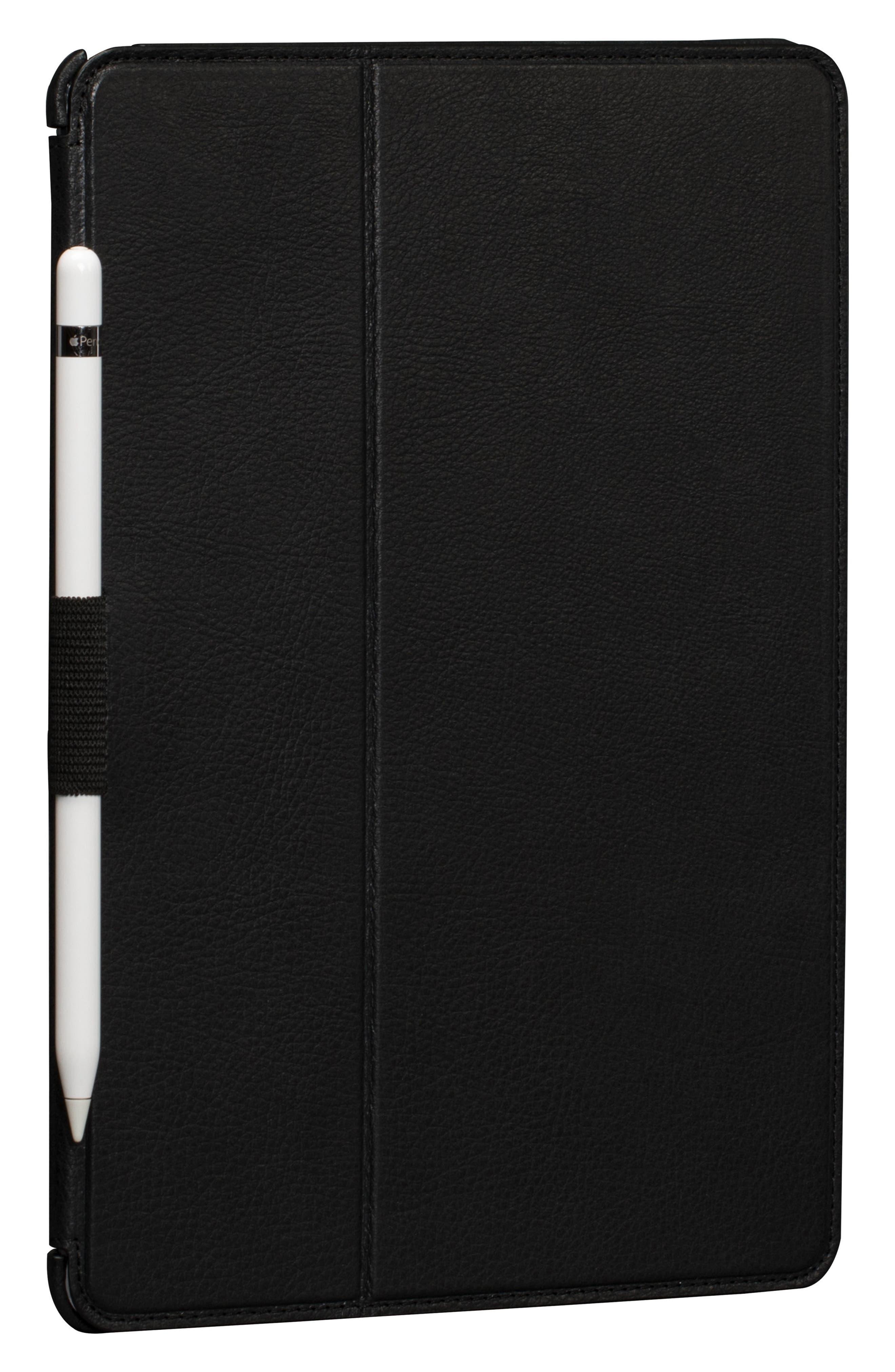 Futurefolio iPad Pro 10.5 Case,                             Alternate thumbnail 2, color,                             BLACK