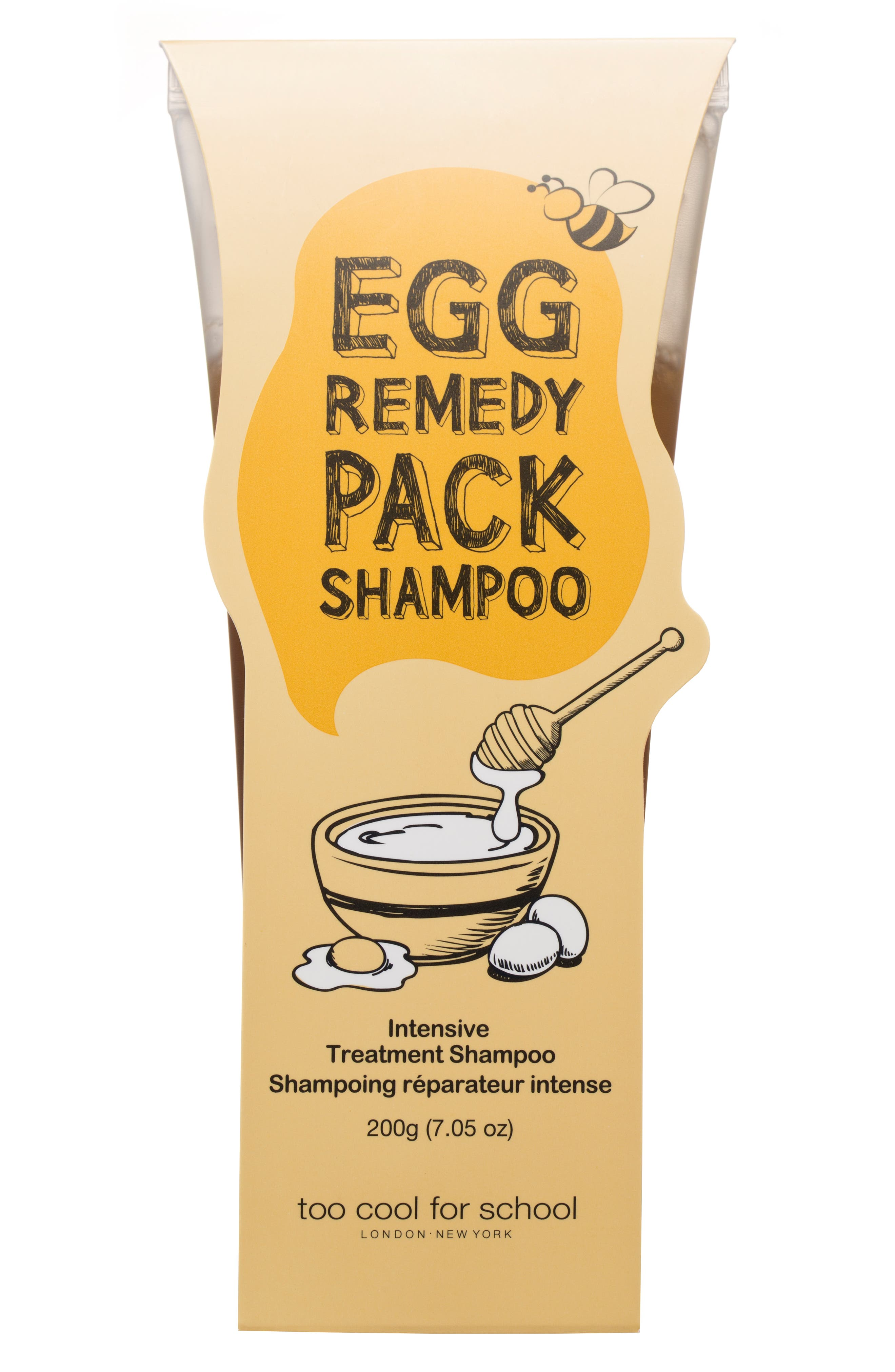 Egg Remedy Pack Shampoo,                             Alternate thumbnail 3, color,                             NO COLOR