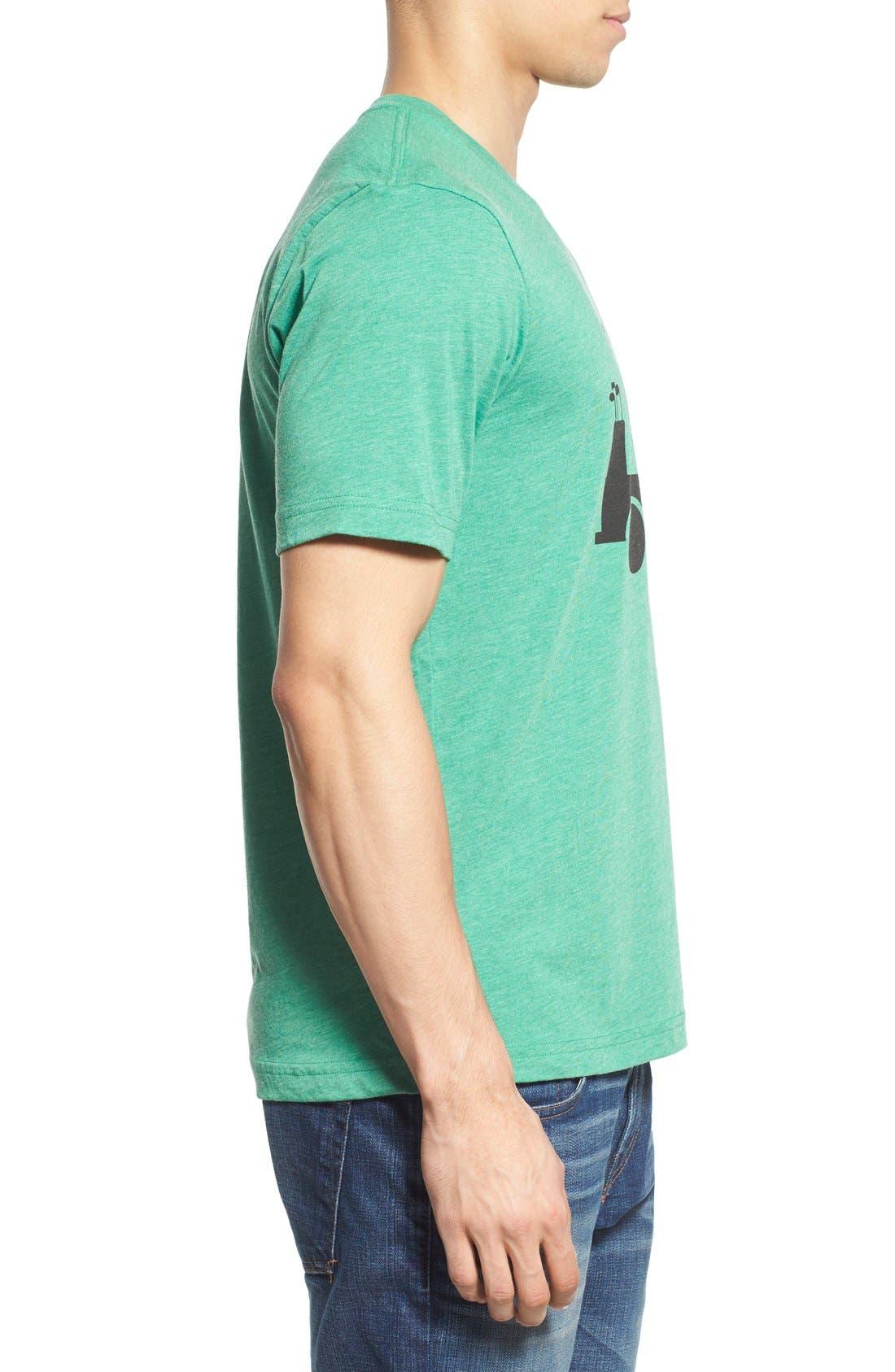 'Mapes' Graphic Pima Cotton T-Shirt,                             Alternate thumbnail 11, color,