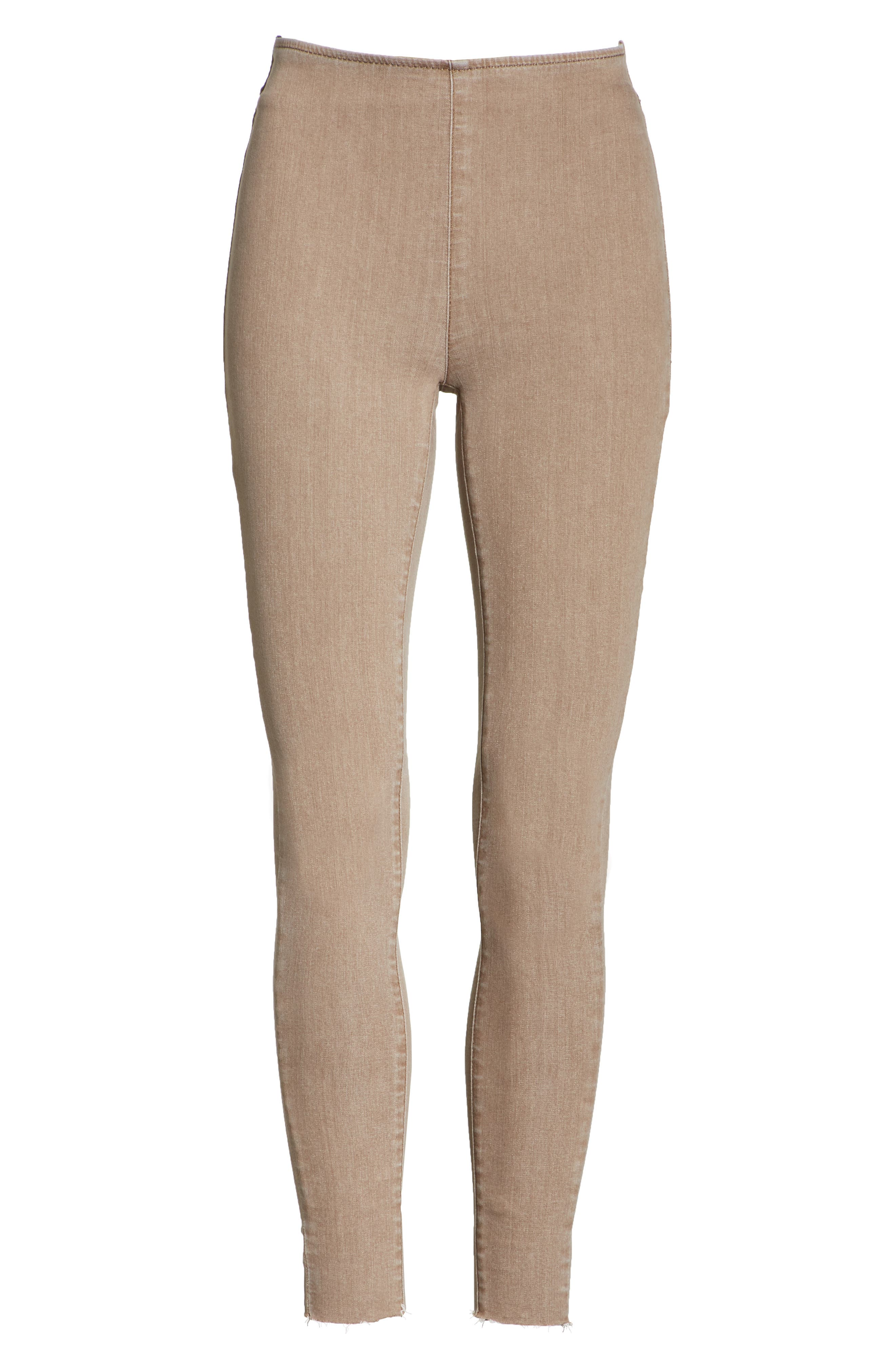 we the Free by free people Easy Goes It Leggings,                             Alternate thumbnail 6, color,                             250