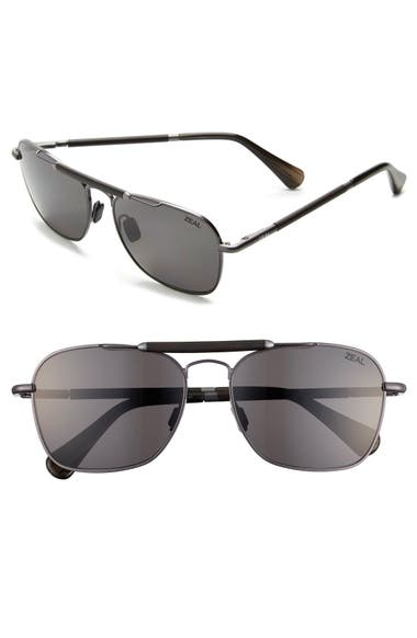395fa268cf Zeal Optics  Draper  55mm Polarized Plant Based Sunglasses