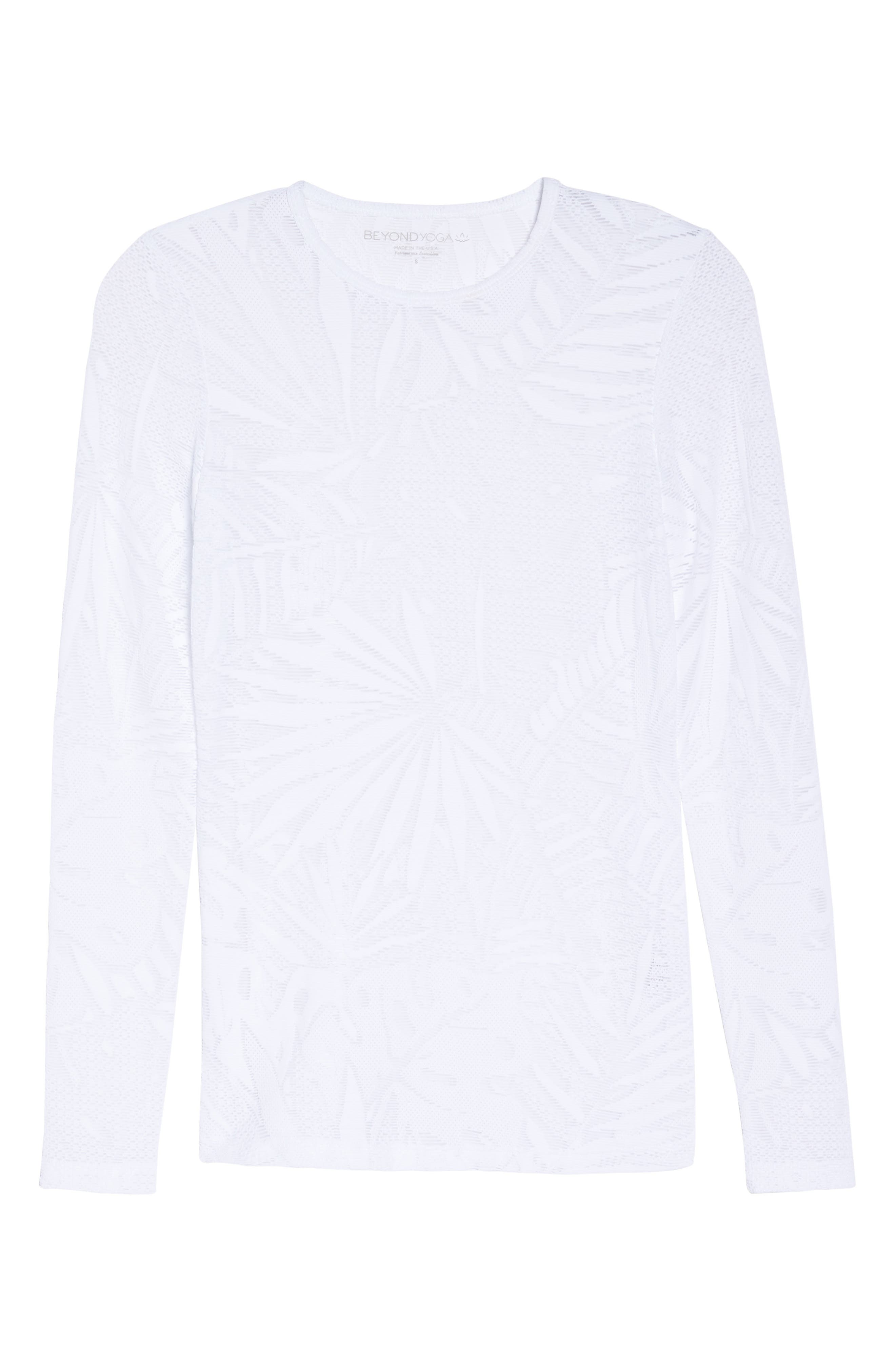 Oasis Mesh Pullover,                             Alternate thumbnail 7, color,                             179