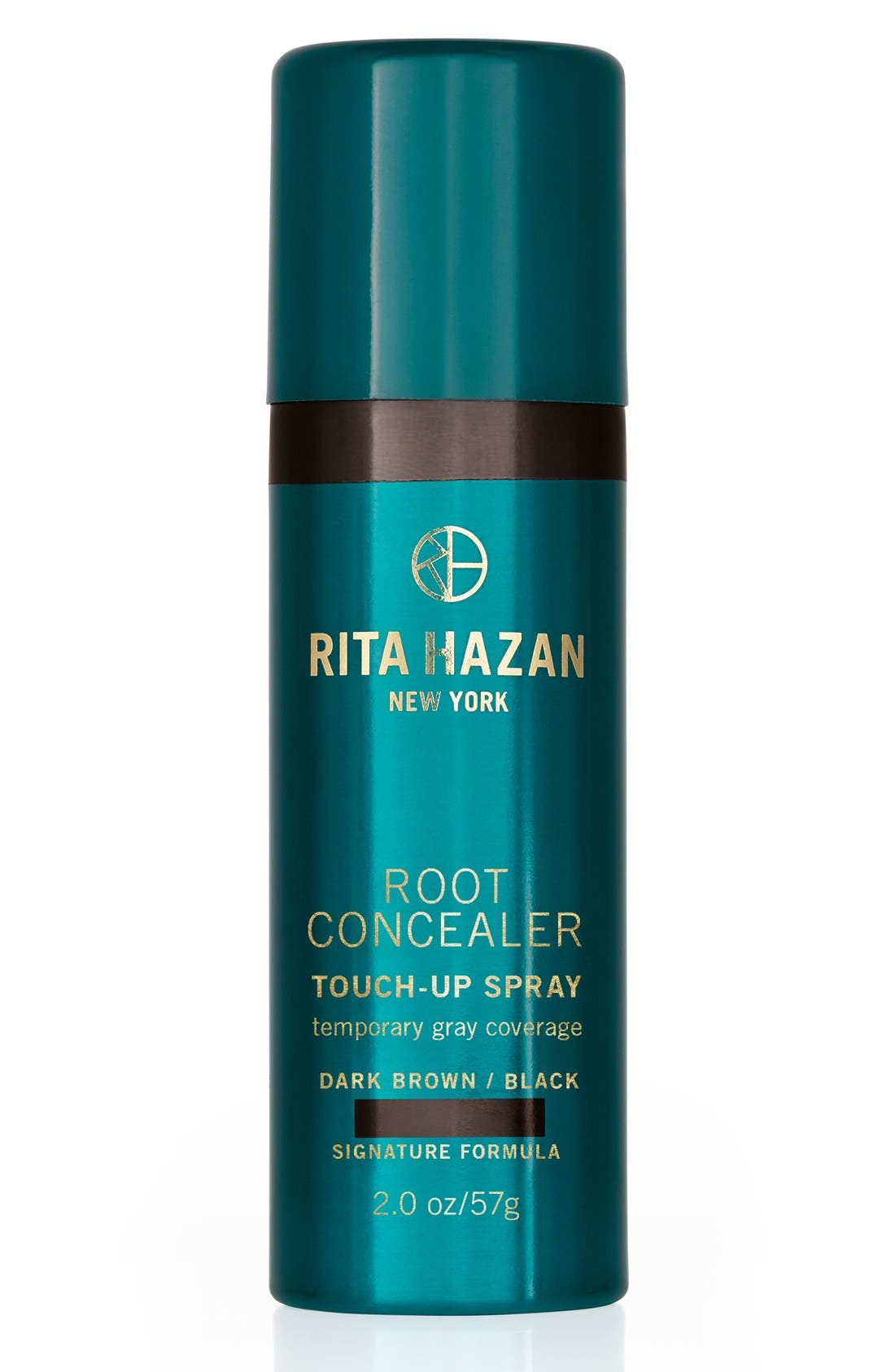 Root Concealer Touch-Up Spray,                             Main thumbnail 1, color,                             DARK BROWN