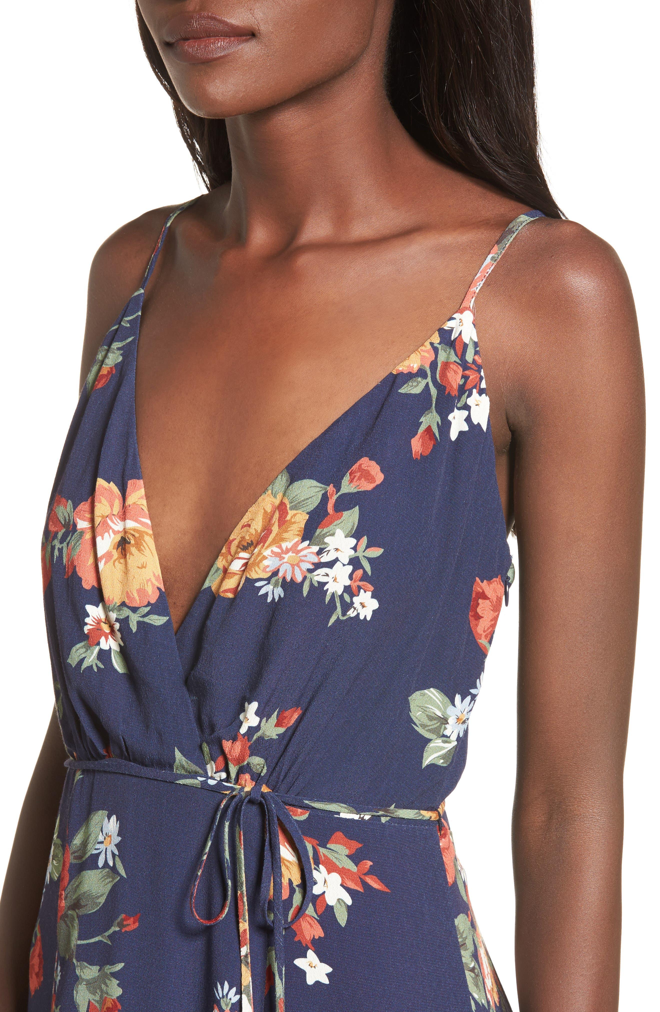 Crenshaw Maxi Dress,                             Alternate thumbnail 4, color,                             400