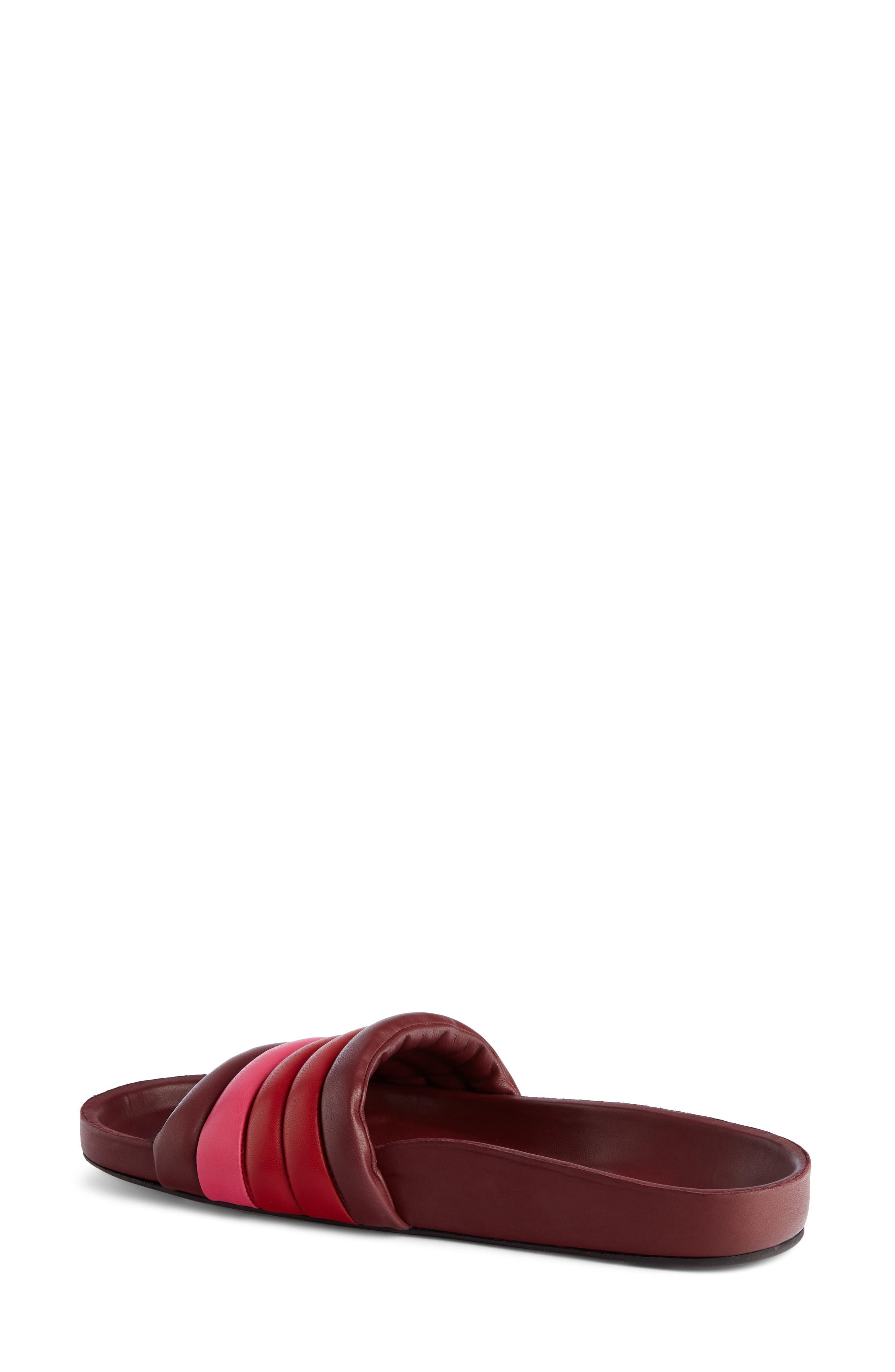 Hellea Slide Sandal,                             Alternate thumbnail 4, color,