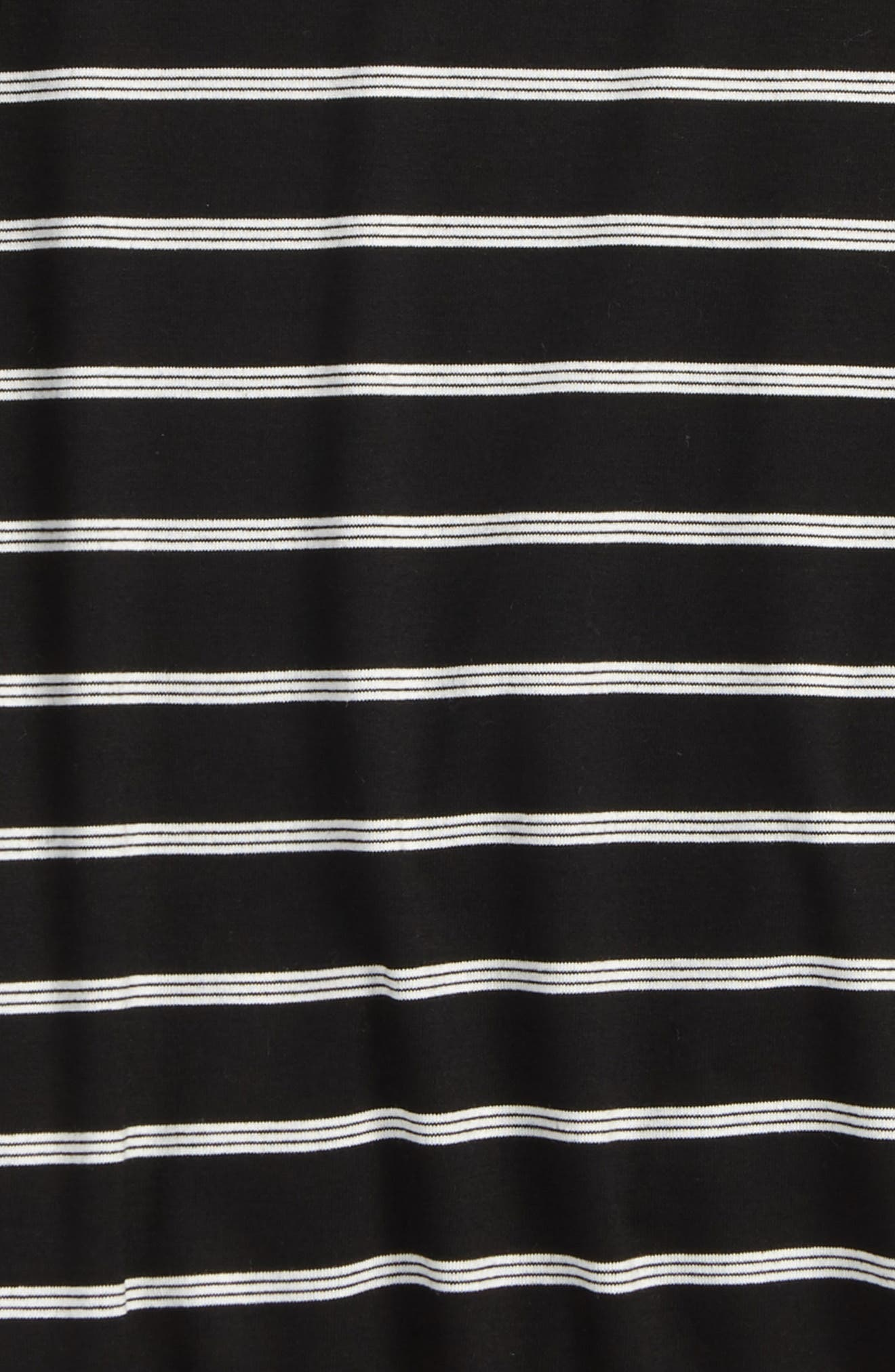 Boxy Stripe Tee,                             Alternate thumbnail 2, color,