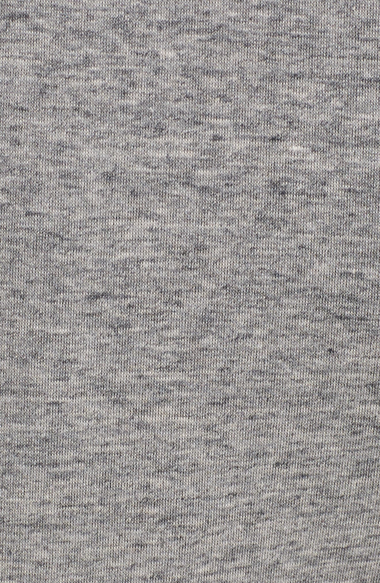 Lounge Pants,                             Alternate thumbnail 5, color,                             GREY HEATHER