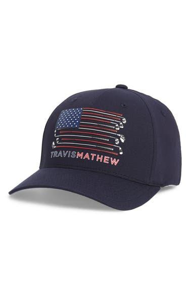 Travis Mathew Fitzjohn Baseball Cap  f9319e4623ed