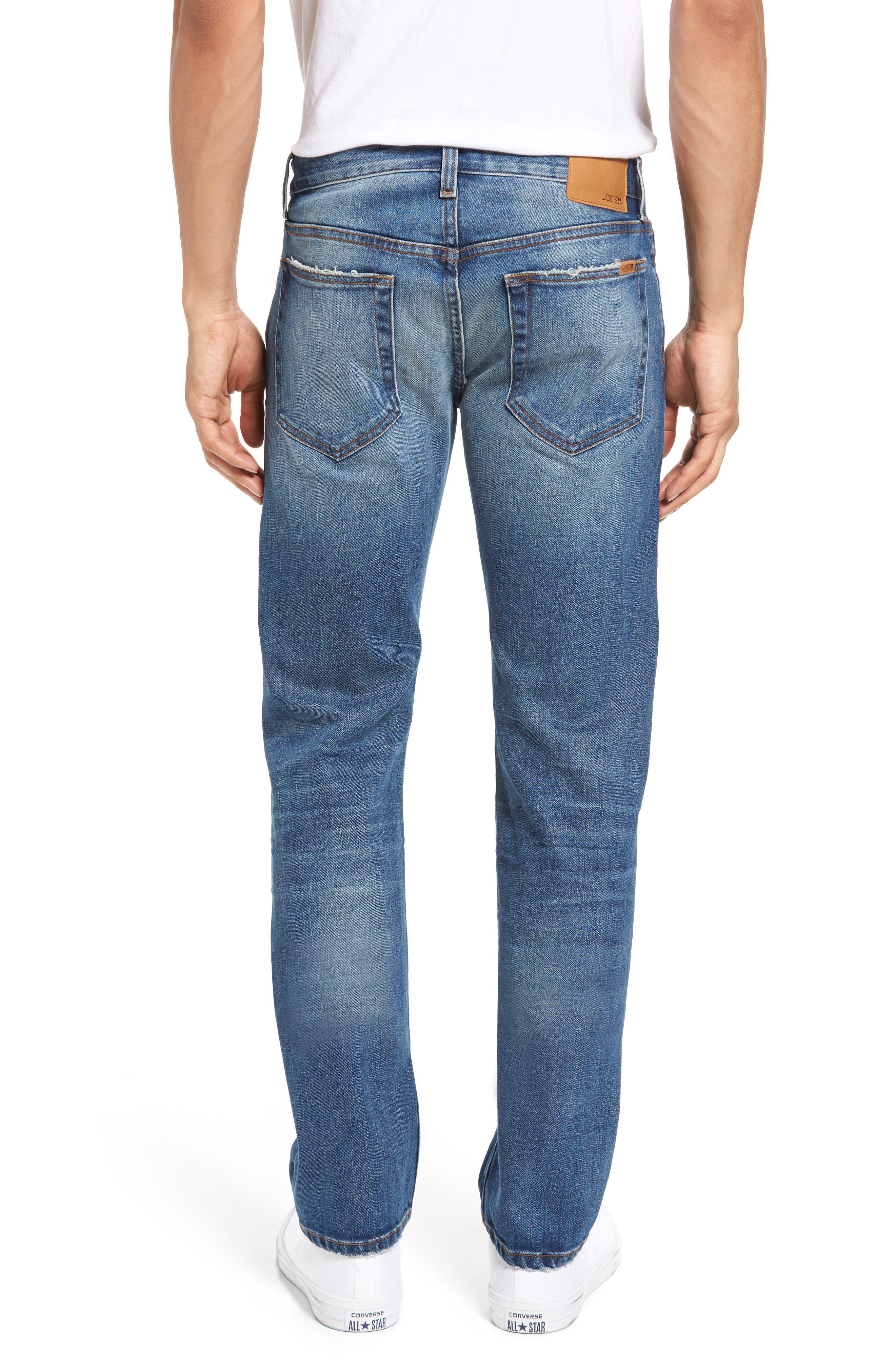 Brixton Slim Fit Jeans,                             Alternate thumbnail 2, color,                             410