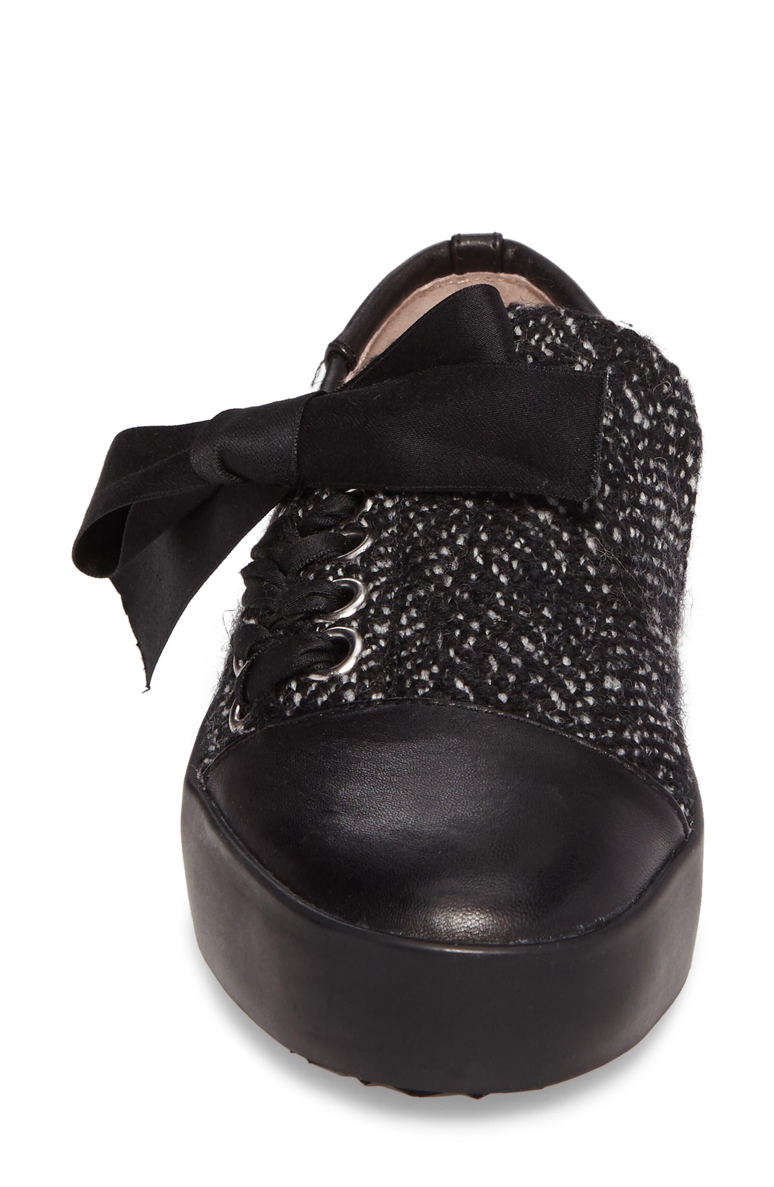 Vera Sneaker,                             Alternate thumbnail 4, color,                             001