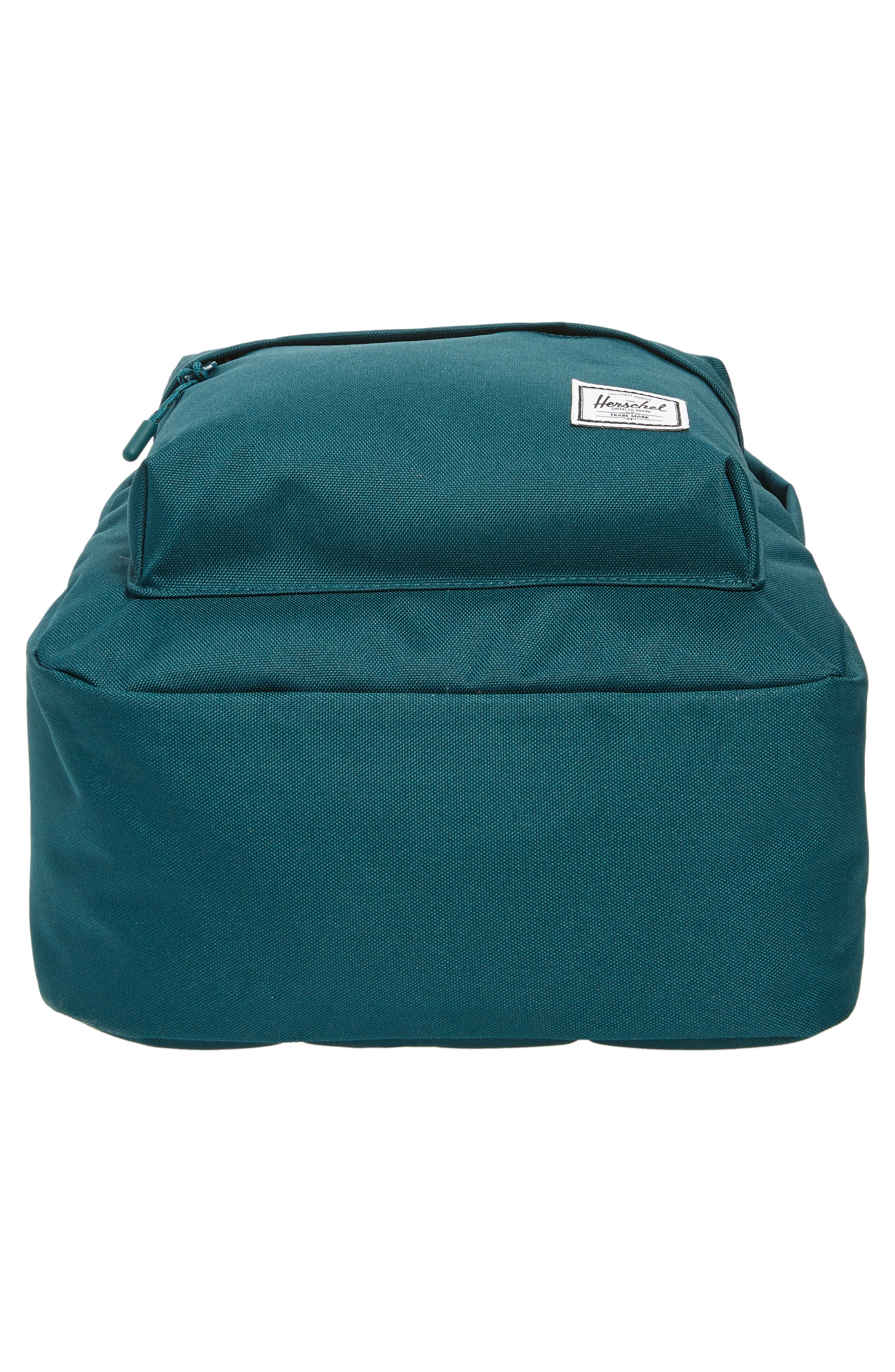 Classic Mid Volume Backpack,                             Alternate thumbnail 6, color,                             DEEP TEAL